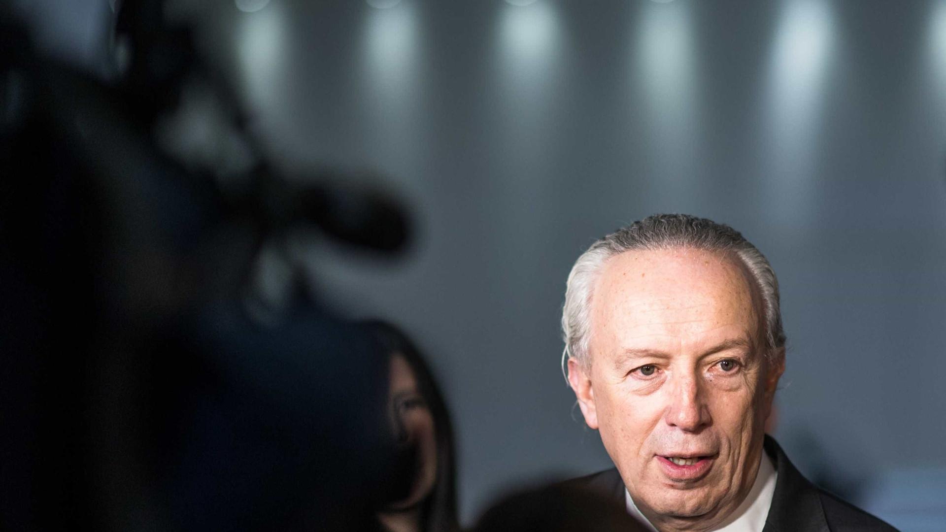 """Santana afasta consensos com PS até fim da legislatura. """"Depois veremos"""""""