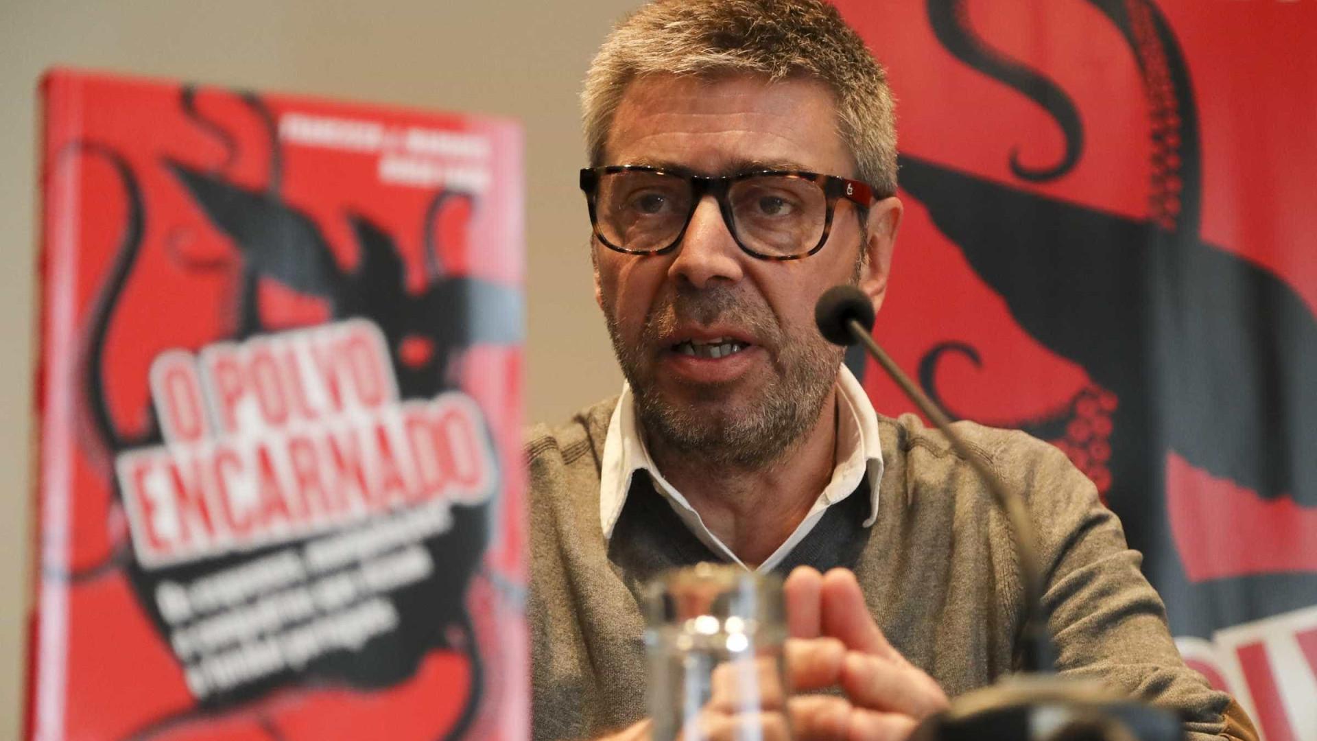 J. Marques acusa ex-delegado de enviar contactos de árbitros ao Benfica