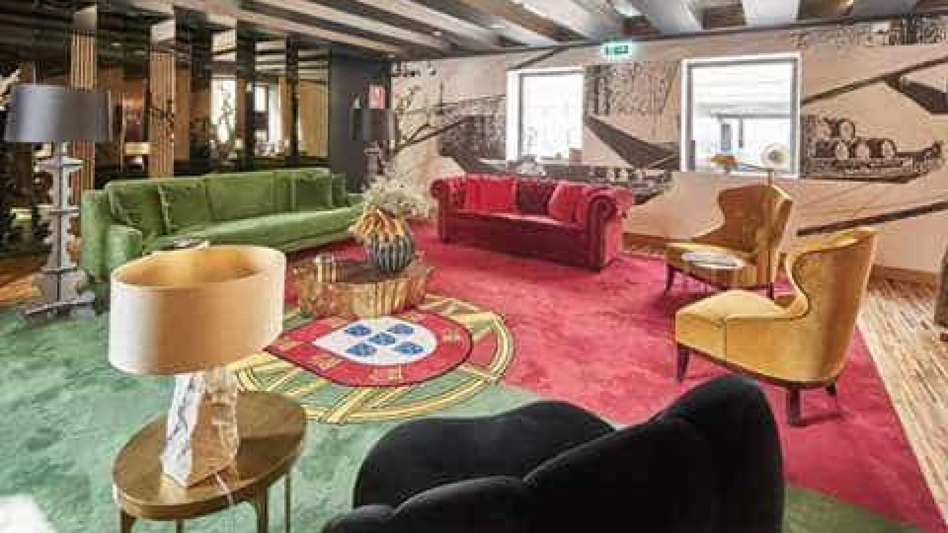 Após polémica, hotel decide retirar tapete com bandeira de Portugal
