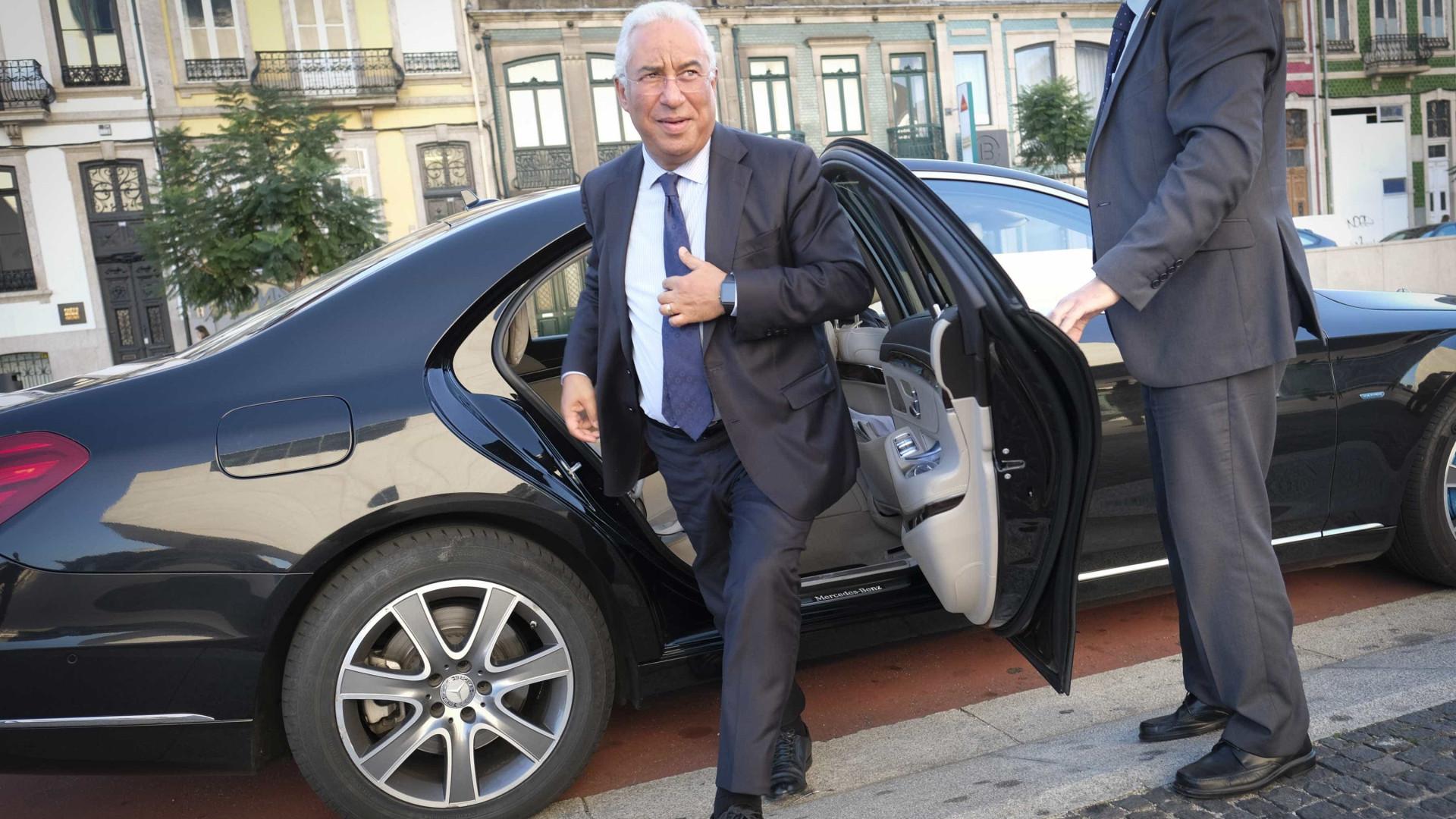 Costa termina visita à Tunísia com exportações nacionais na mira