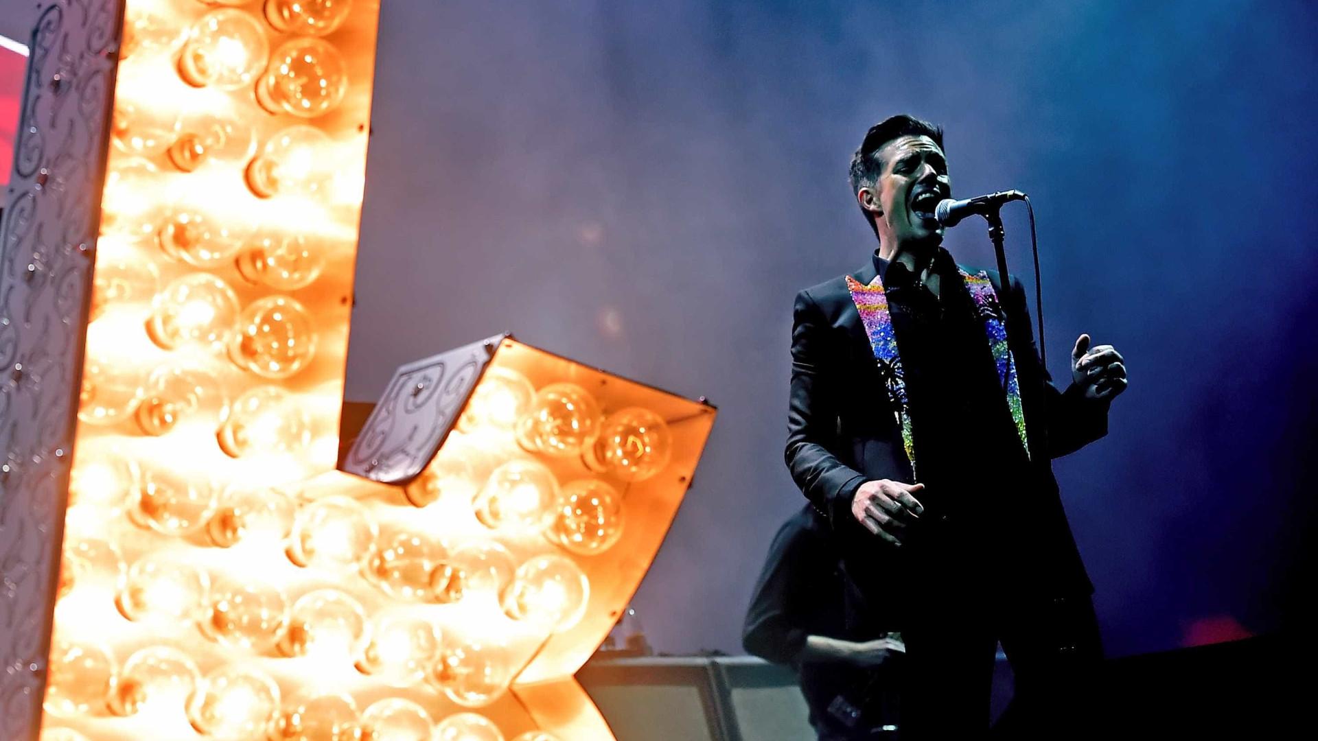 The Killers são a mais recente confirmação do Rock in Rio