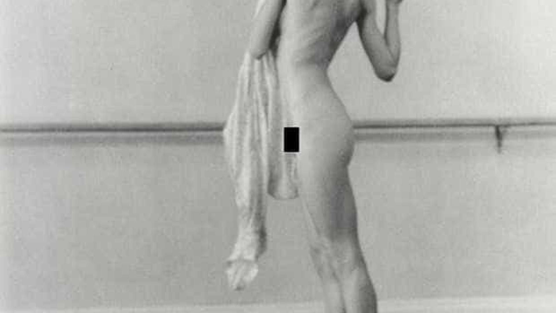 Fotos inéditas de Madonna nua vão a leilão