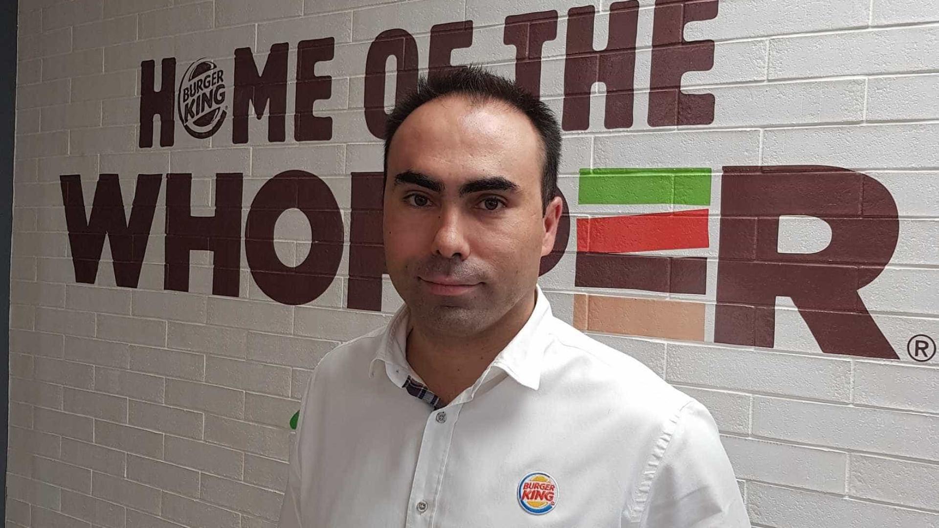Burger King nomeia Jorge Carvalho como diretor de operações e franquias