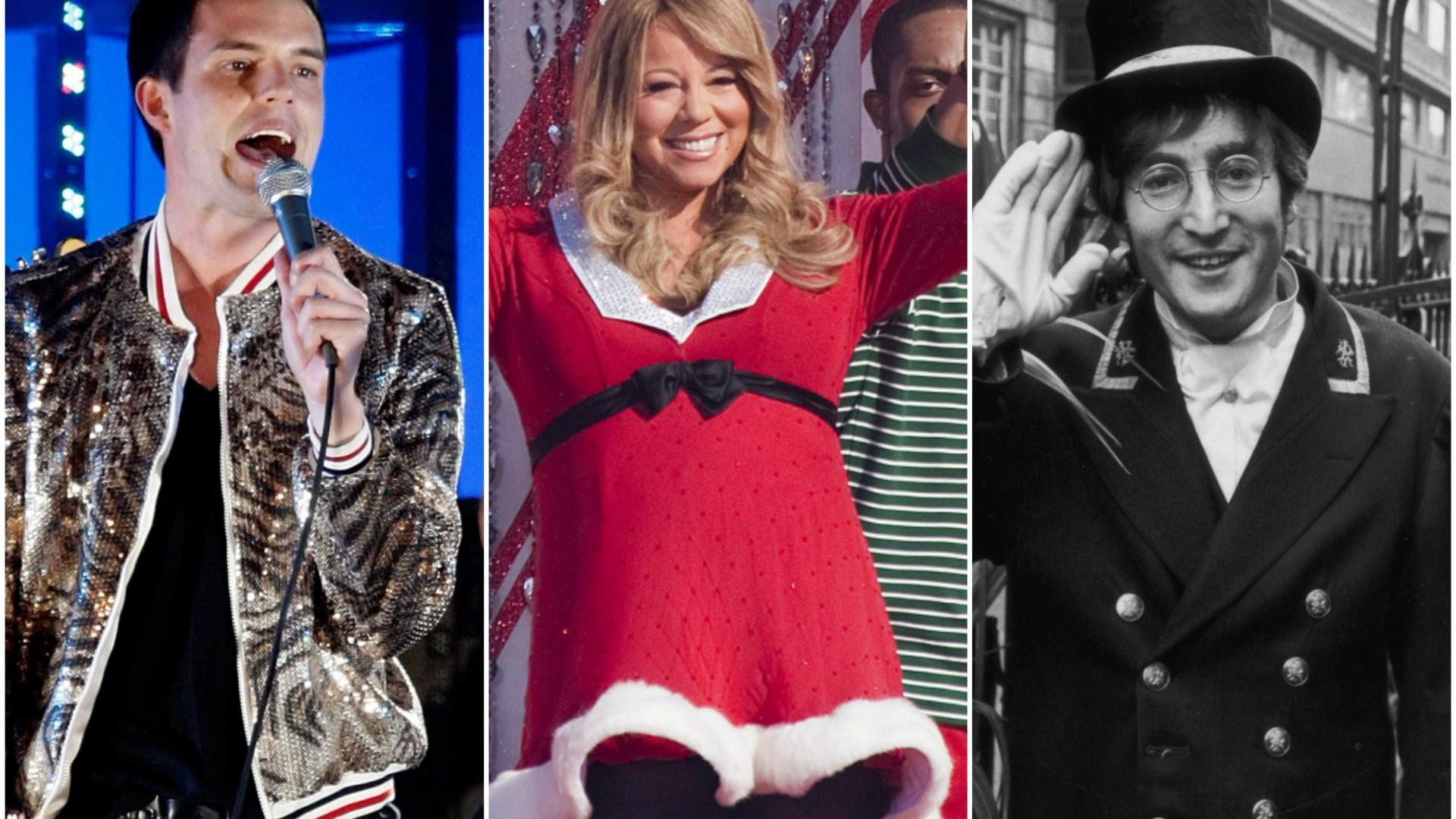 Recorde os artistas que já lançaram músicas temáticas de Natal