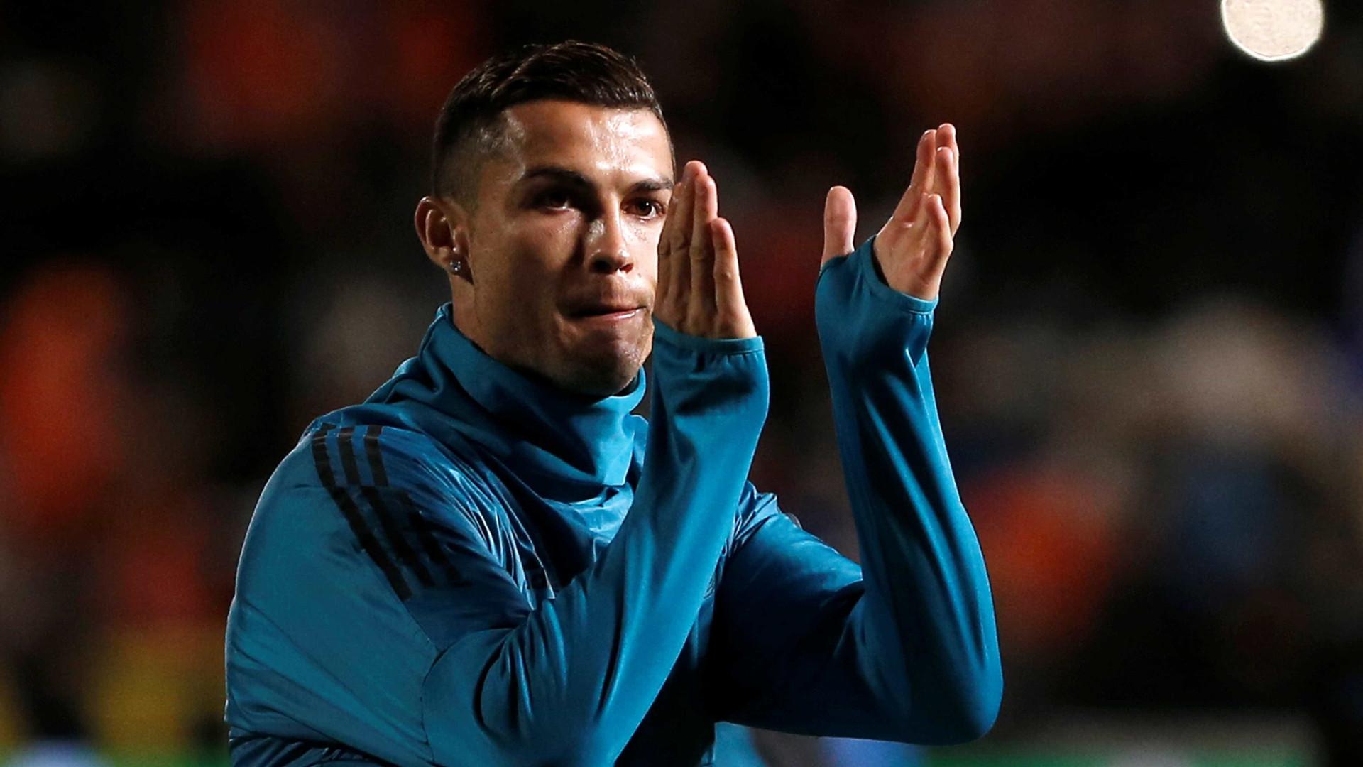 Champions: Cristiano Ronaldo votado com o melhor da jornada