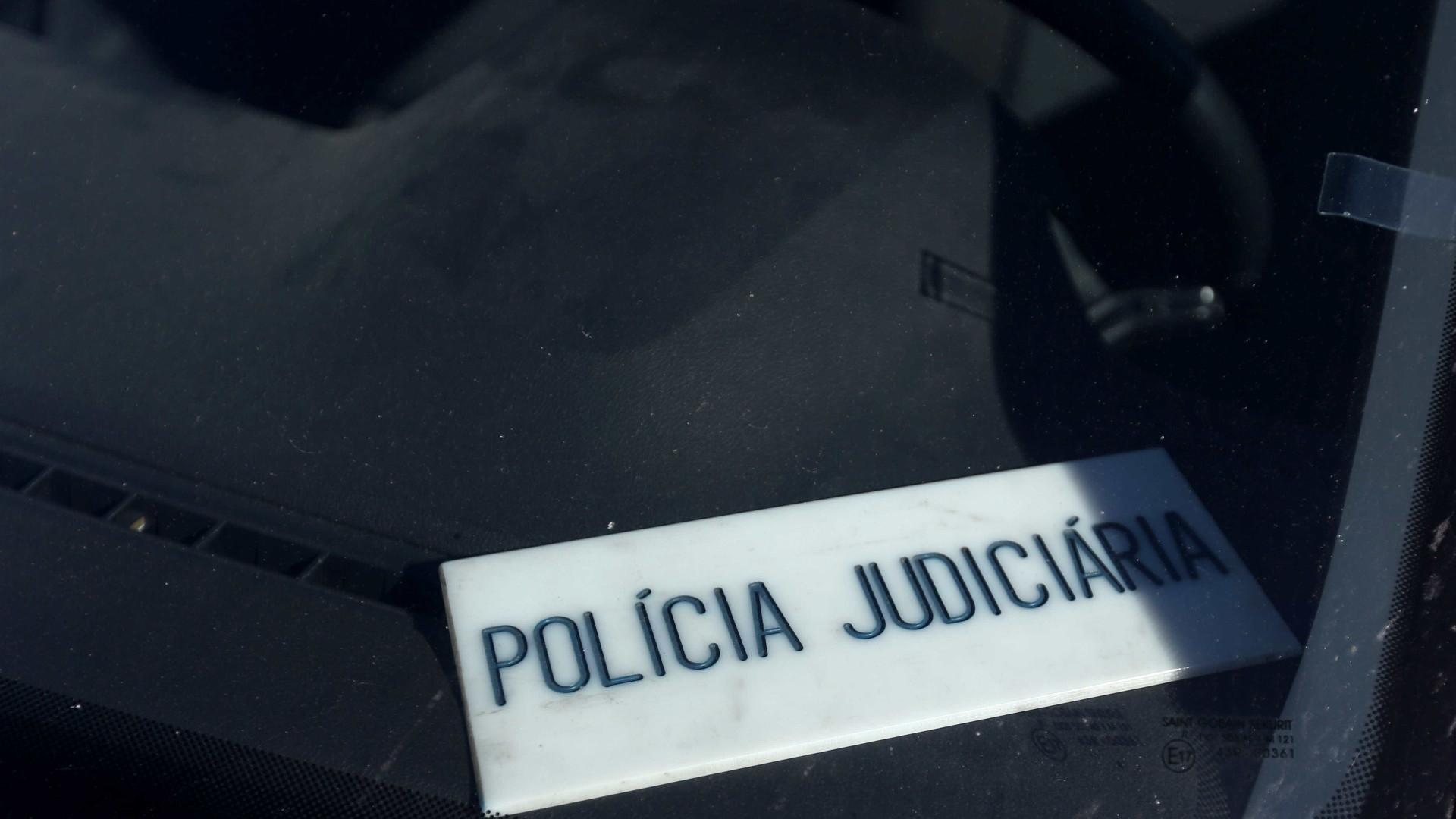 Dez seguranças detidos pela Polícia Judiciária