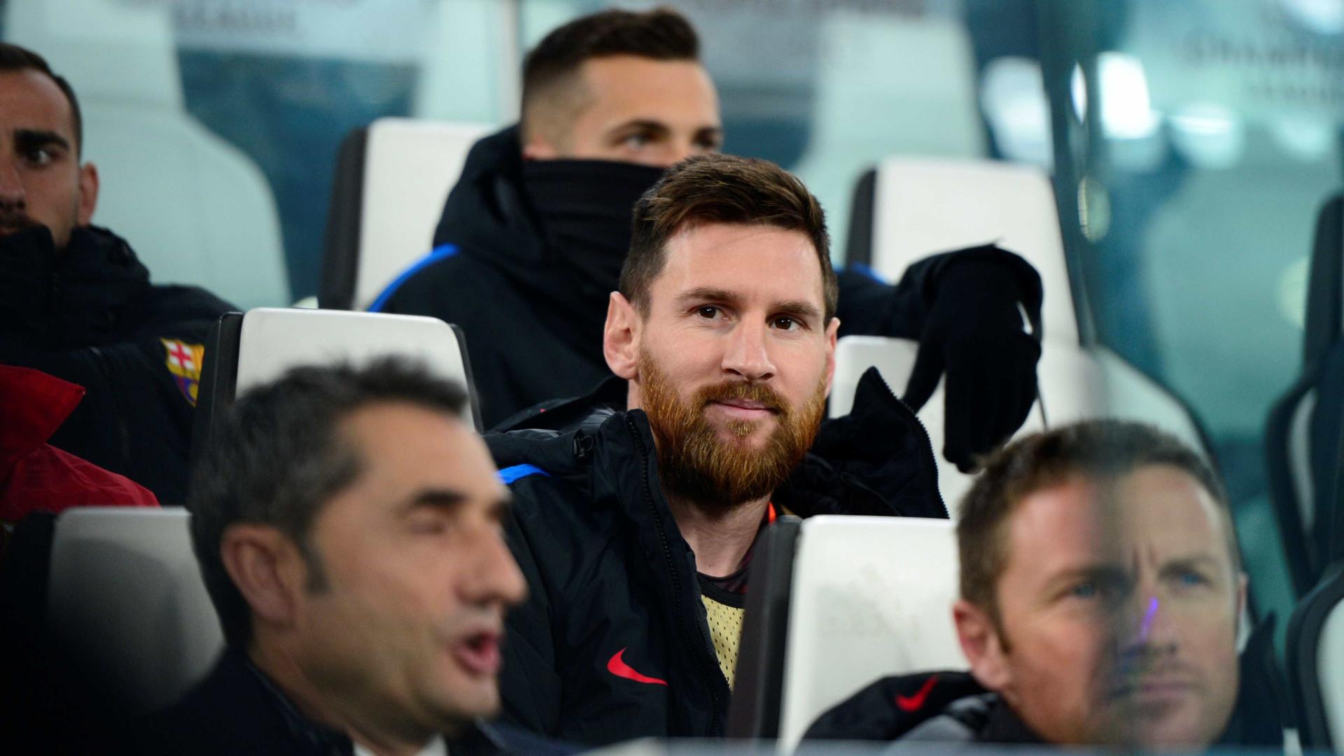 """Messi como Ronaldo: """"Percebi que, às vezes, não jogar é o melhor"""""""