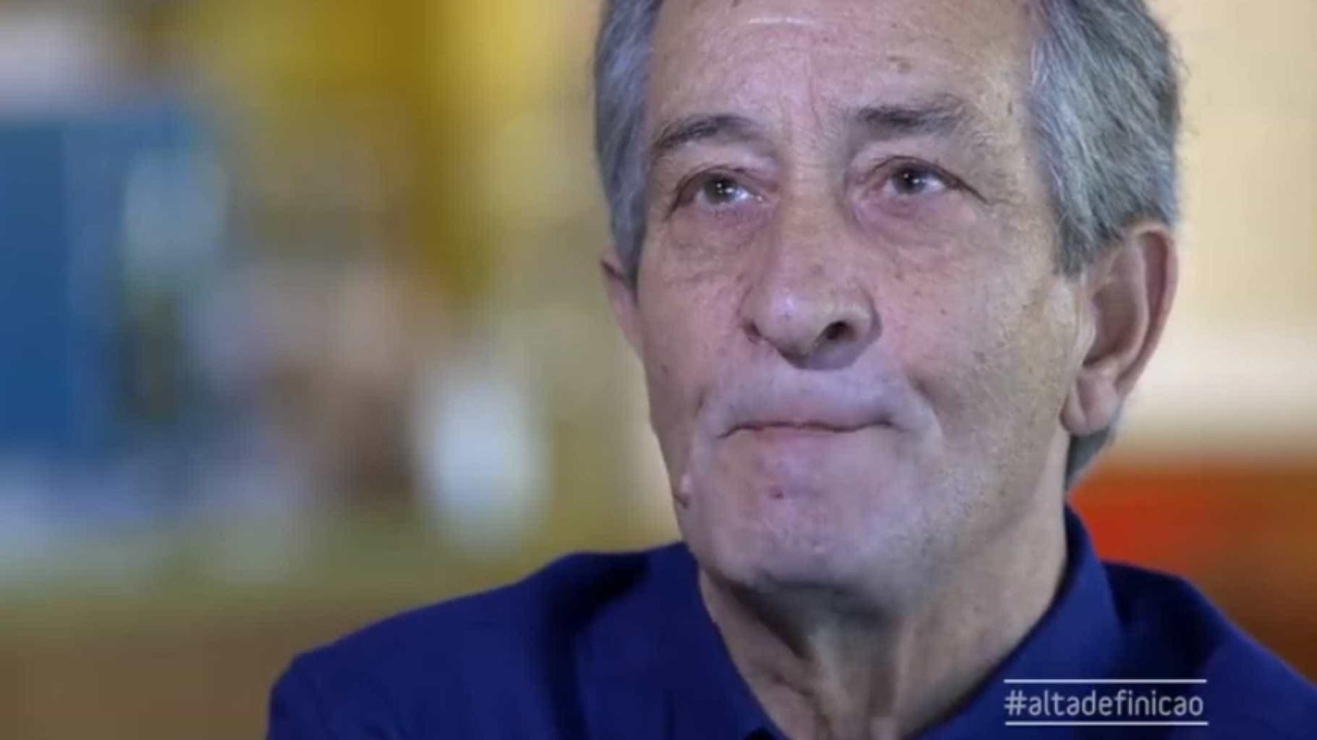 """""""Vivo com 342 ou 362 euros por mês"""", afirma Carlos Areia"""