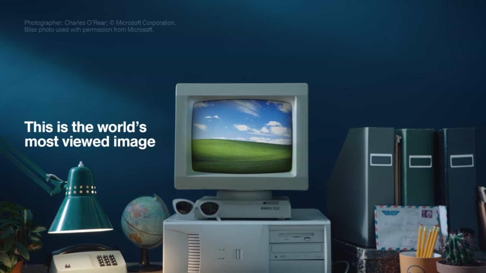 Autor do 'wallpaper' do Windows XP tem novos fundos para si