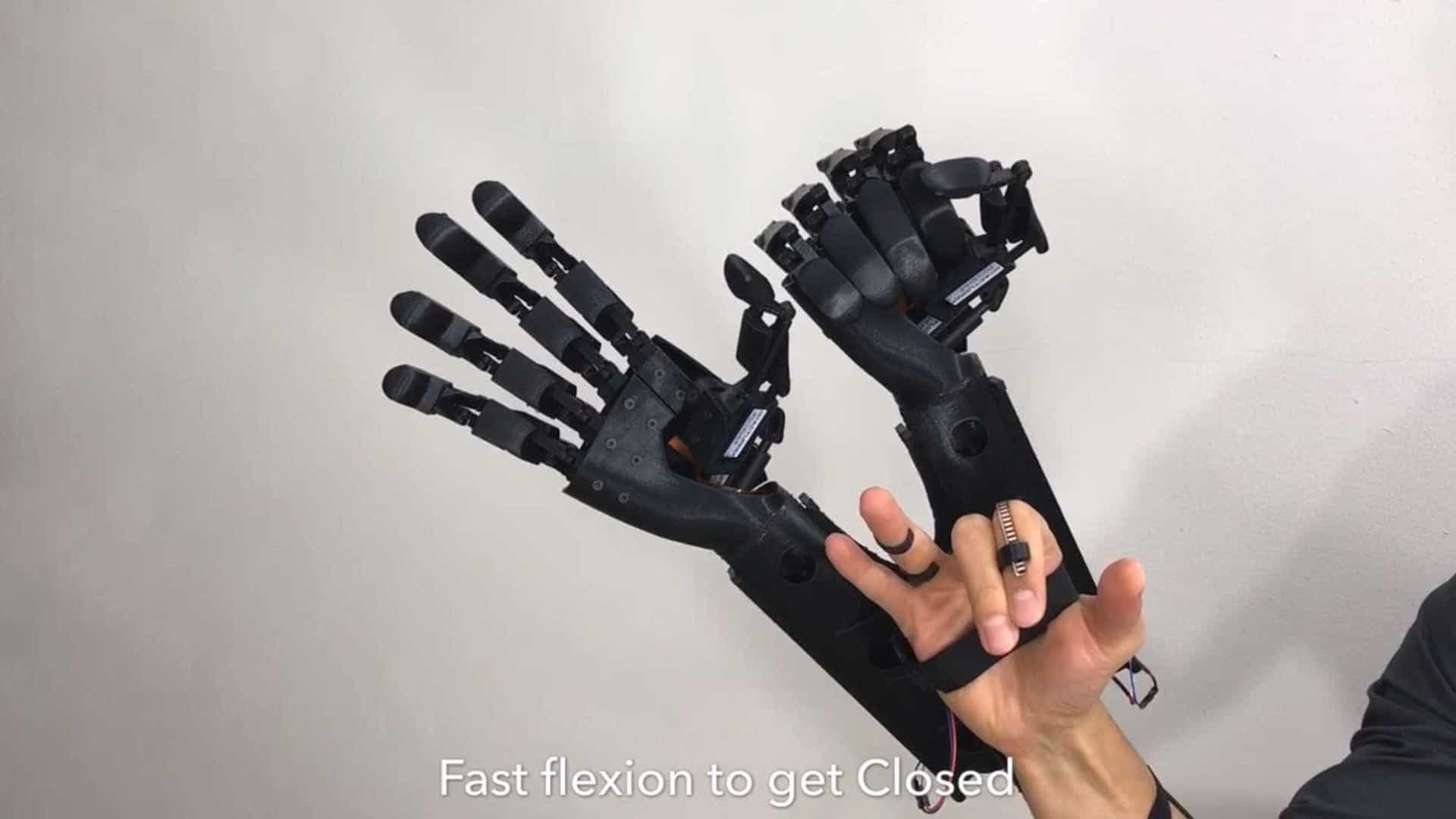 E se em vez de duas mãos pudesse ter quatro? Imagine o potencial