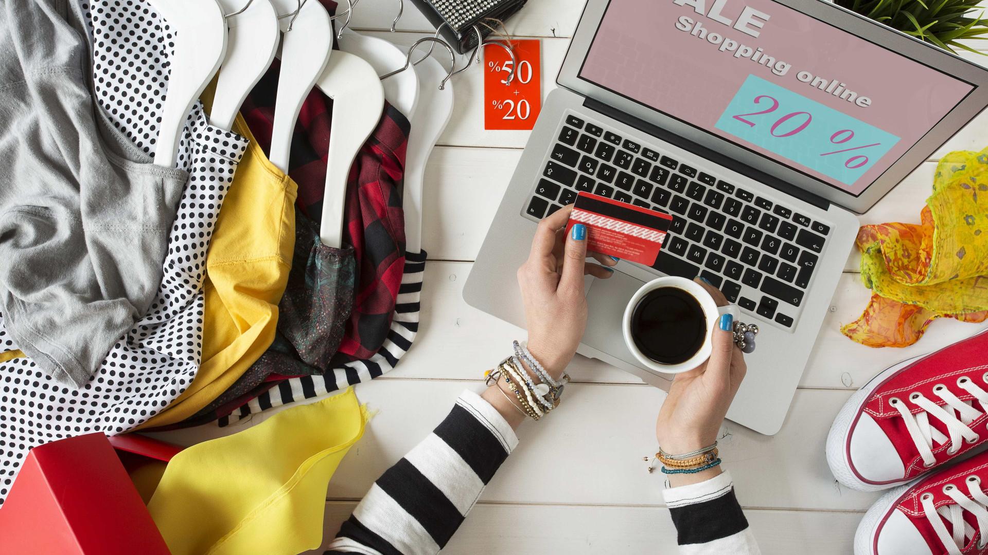 Compras online dos portugueses quase triplicam entre 2012 e 2018