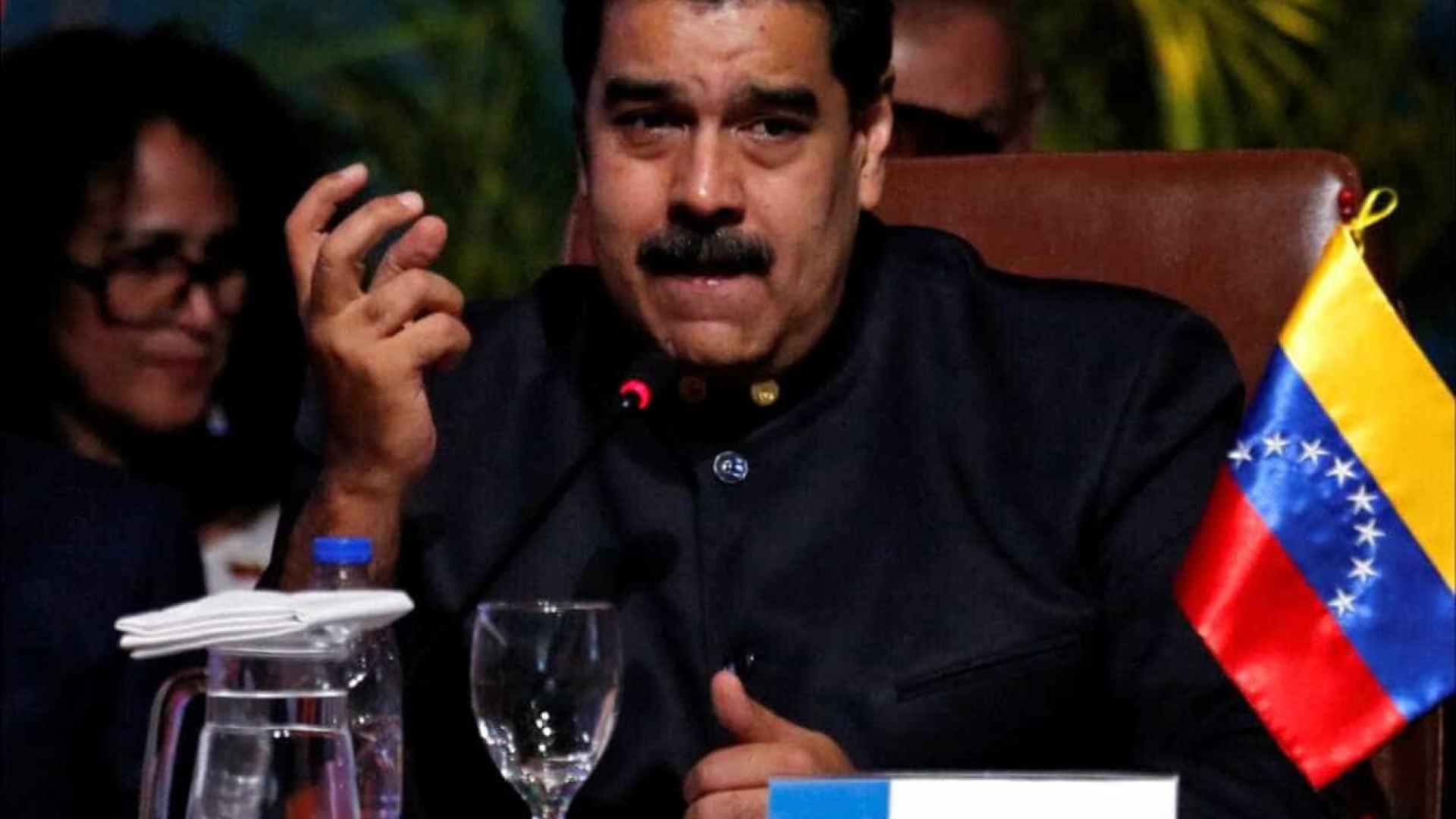 "Maduro classifica governo de Trump como ""gang de extremistas"""