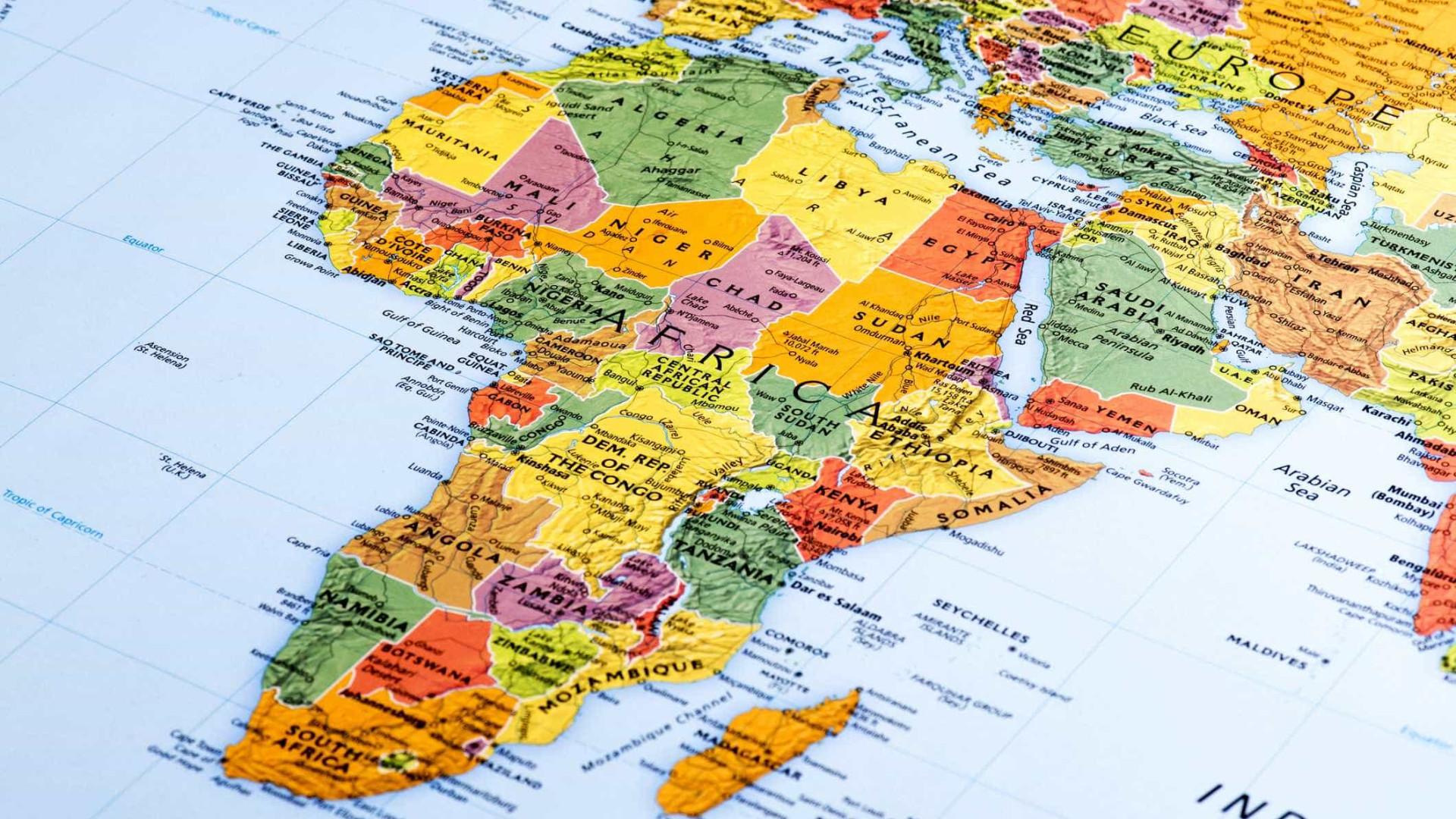 Resultado de imagem para Um Plano Marshall para a África