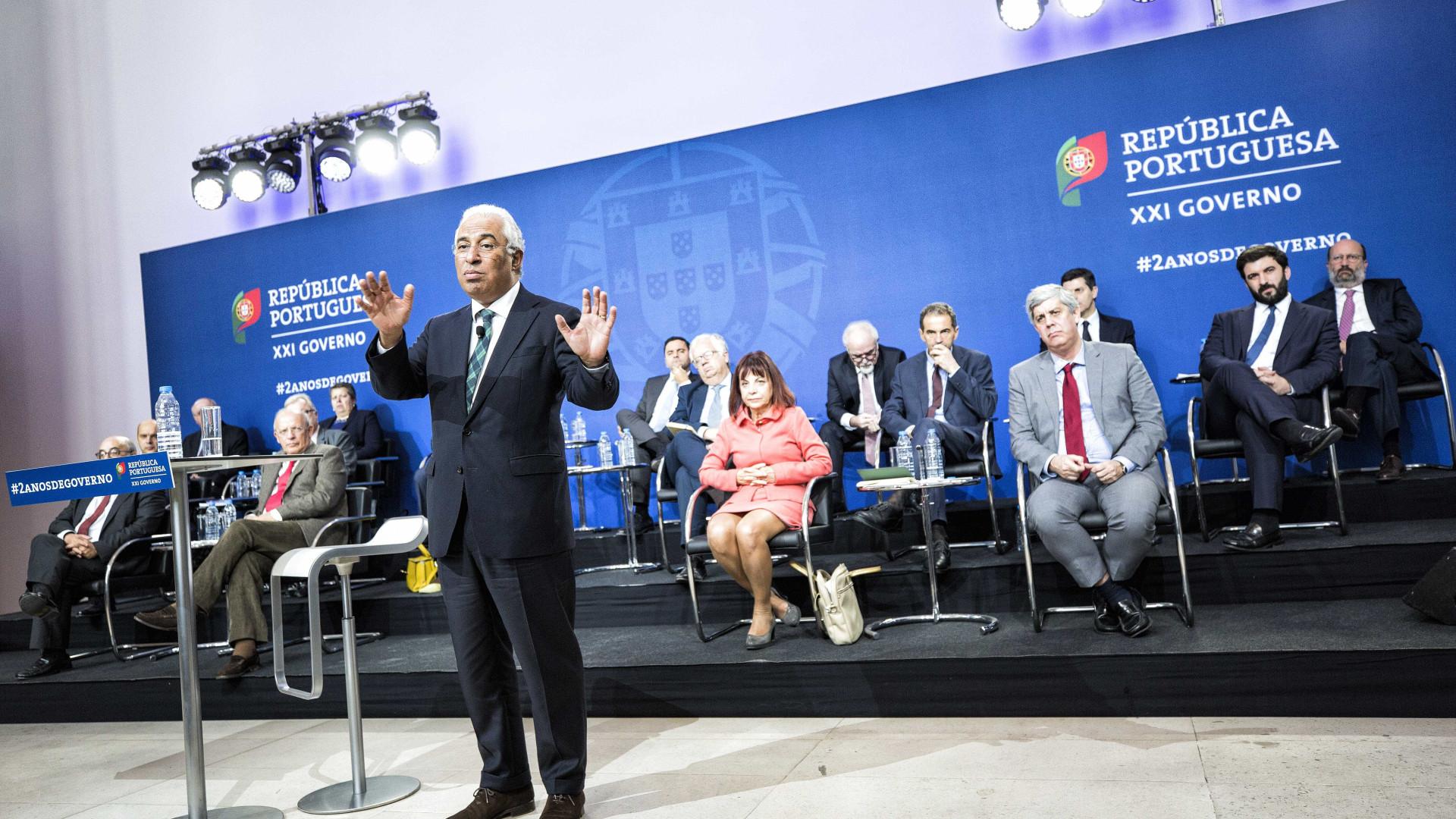 """Portugal equaciona """"todas as possibilidades"""" sobre orçamento da UE"""