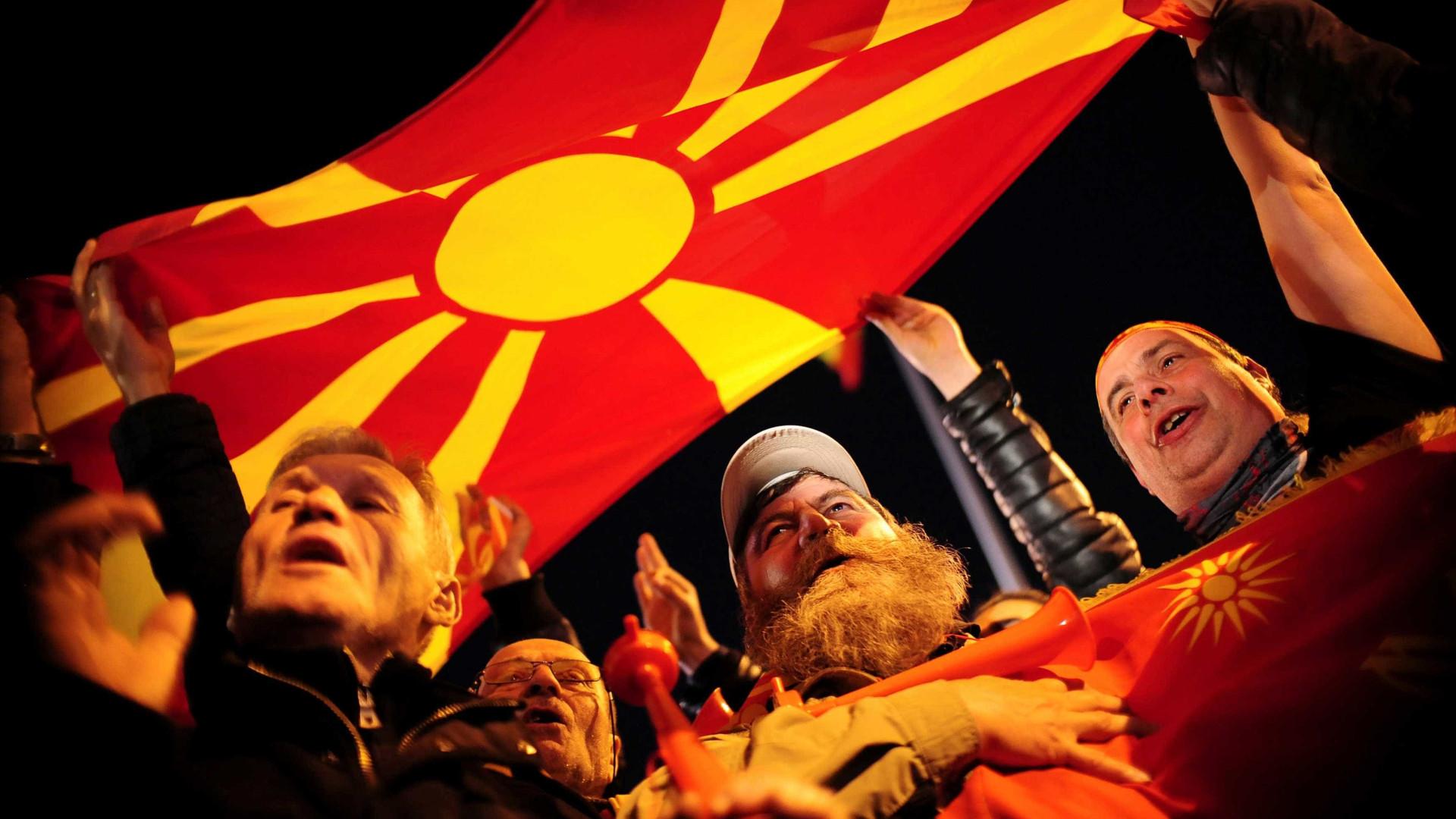 Entrou em vigor na Macedónia acordo sobre o seu novo nome