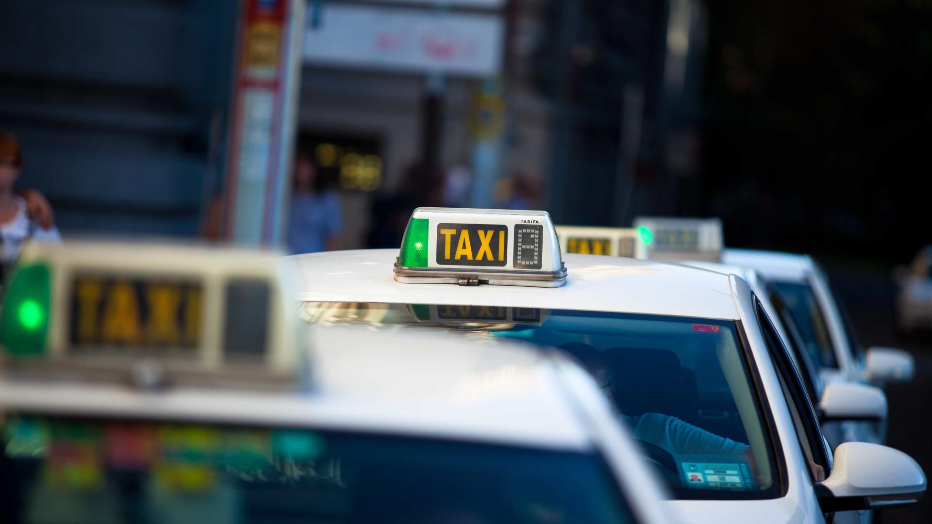 Apanhado jovem que se dedicava a roubar taxistas