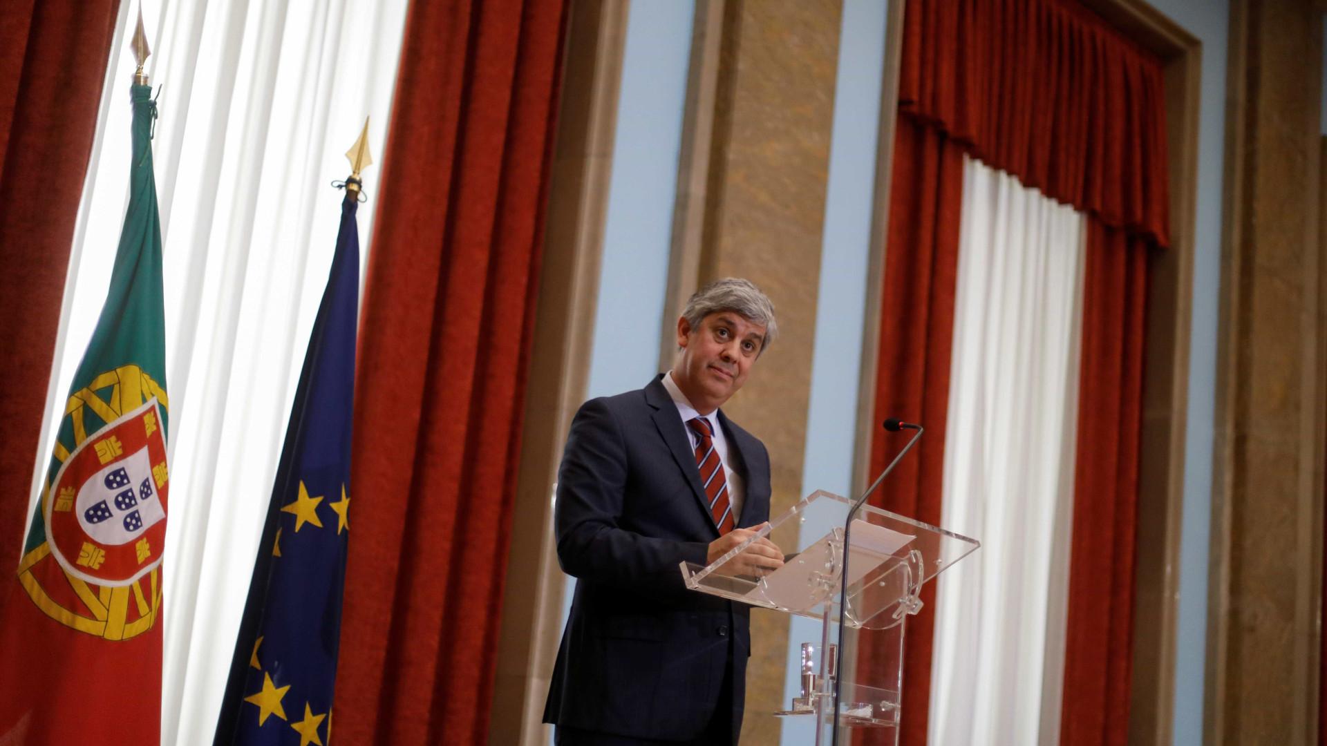 Mário Centeno é candidato ao Eurogrupo e provavelmente o futuro presidente