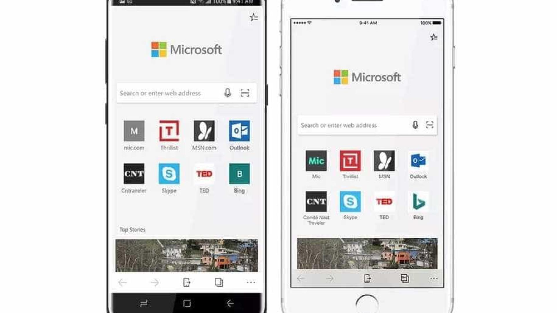 A Microsoft quer ter um lugar no seu smartphone