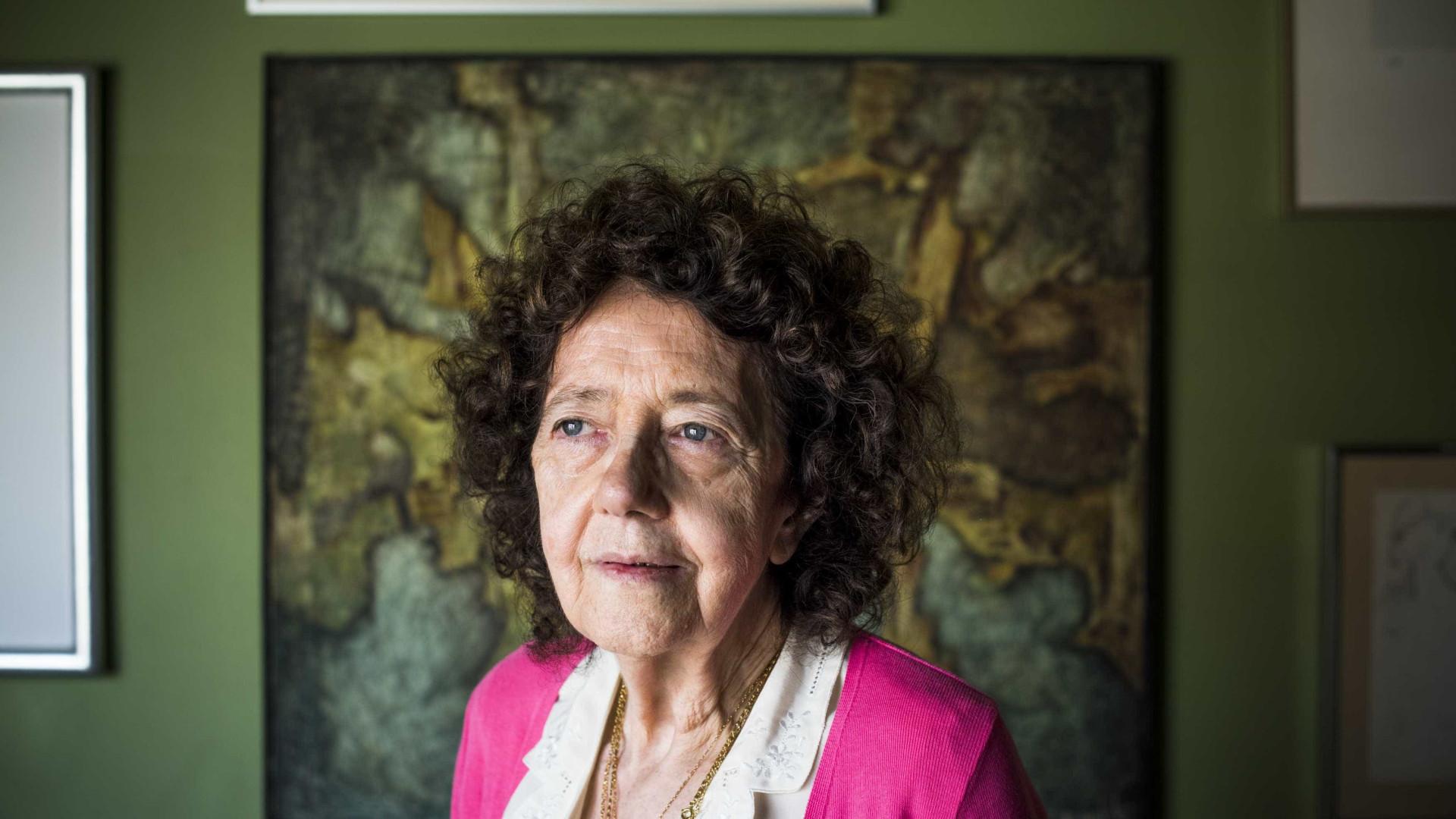Maria Teresa Horta renunciou a Prémio Oceanos de Literatura em Língua Portuguesa