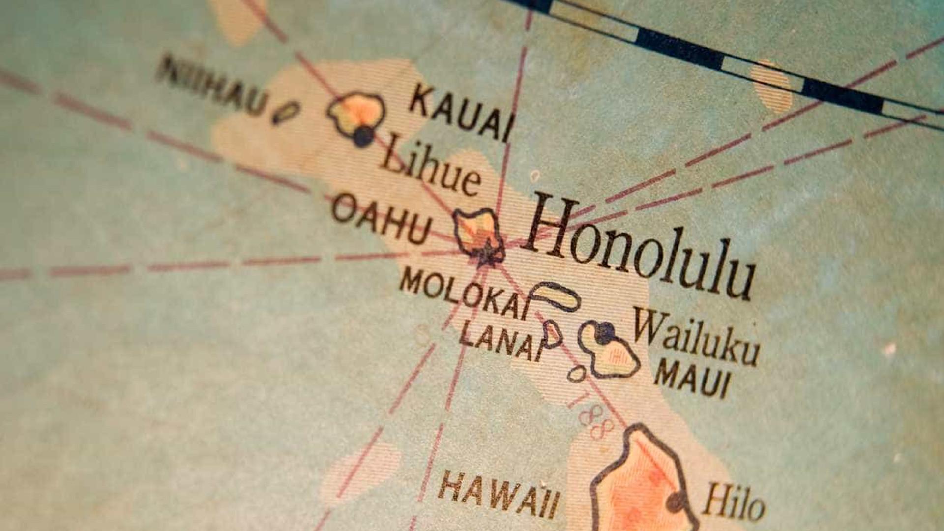 Resultado de imagem para Sirene de ataque soou no Hawai pela primeira vez desde fim da Guerra Fria