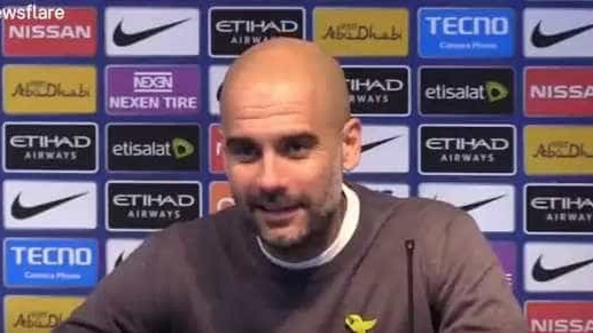 Mourinho acusa jogadores do Manchester City de mergulharem