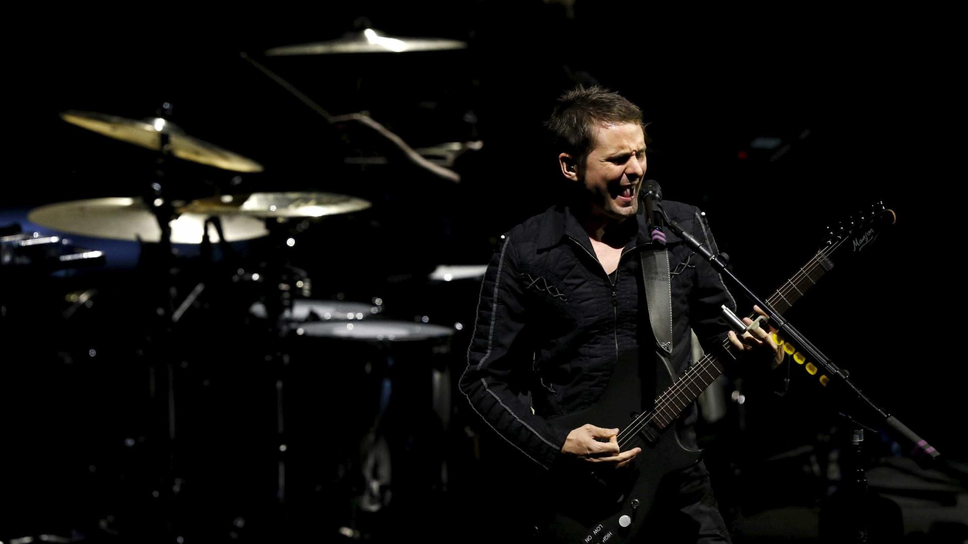 Muse confirmados para o Rock in Rio-Lisboa 2018