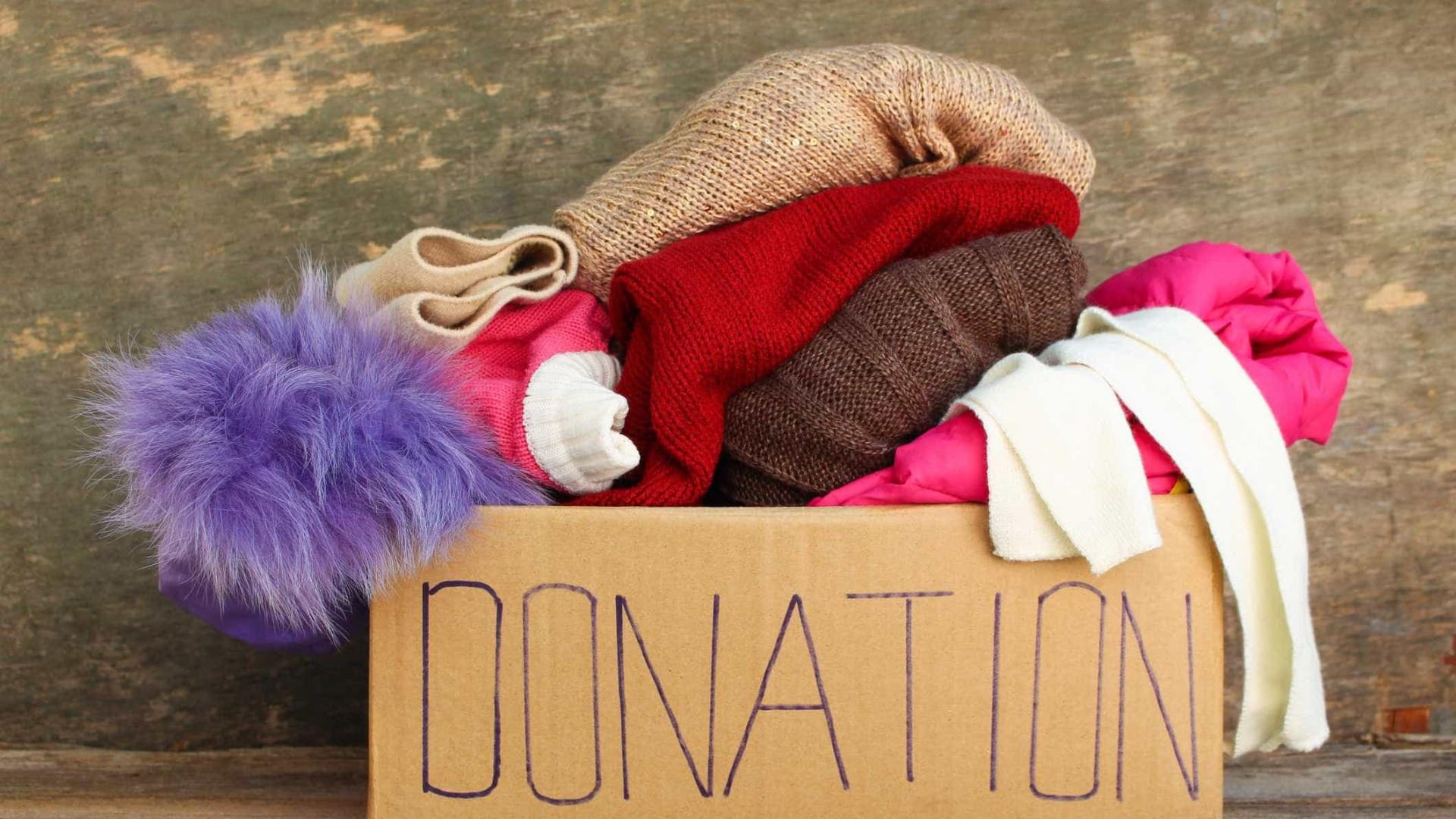 Use a Cabify, 'esqueça o casaco' e ajude um sem-abrigo