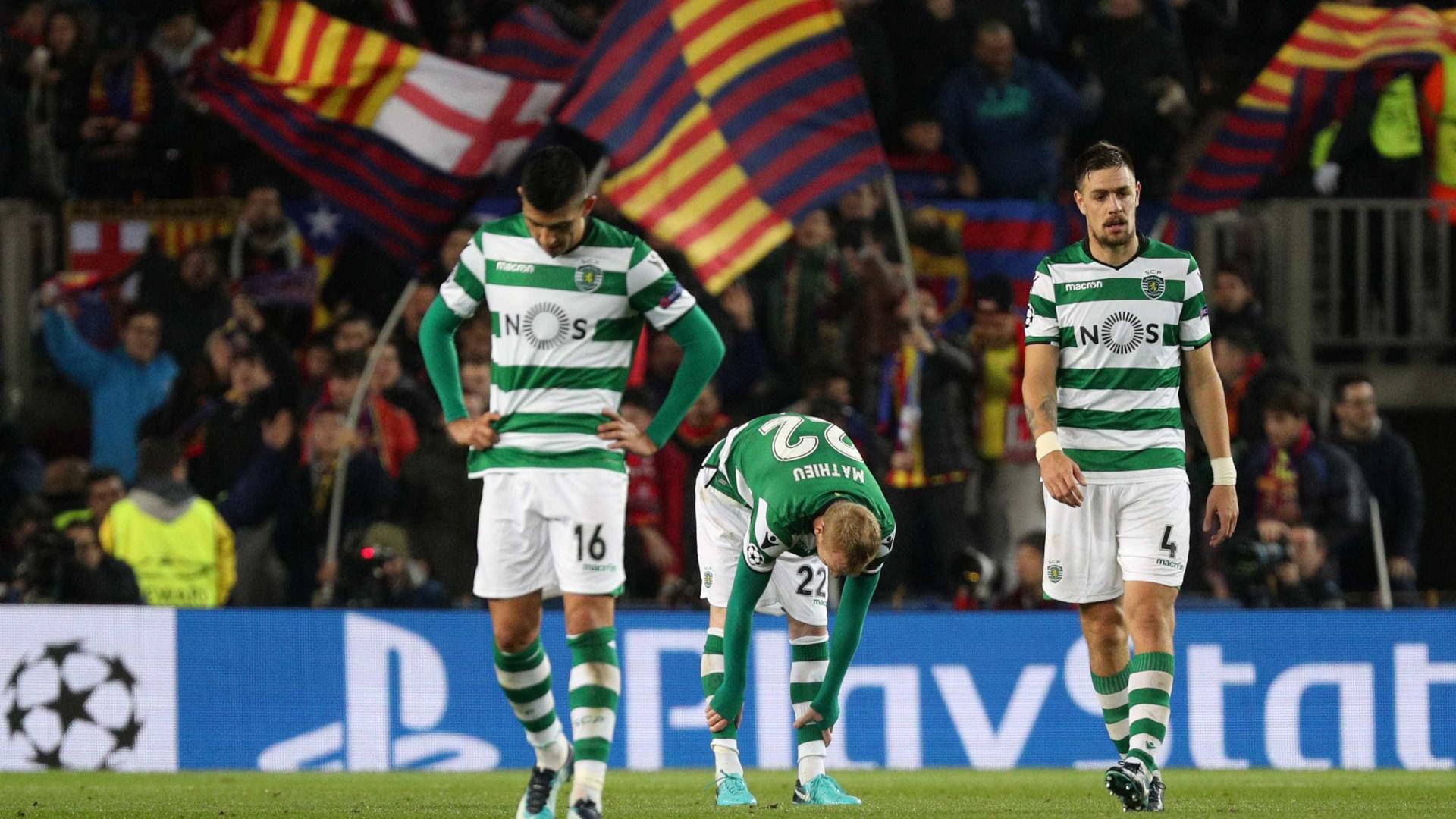 Sporting vai ser cabeça de série na Liga Europa