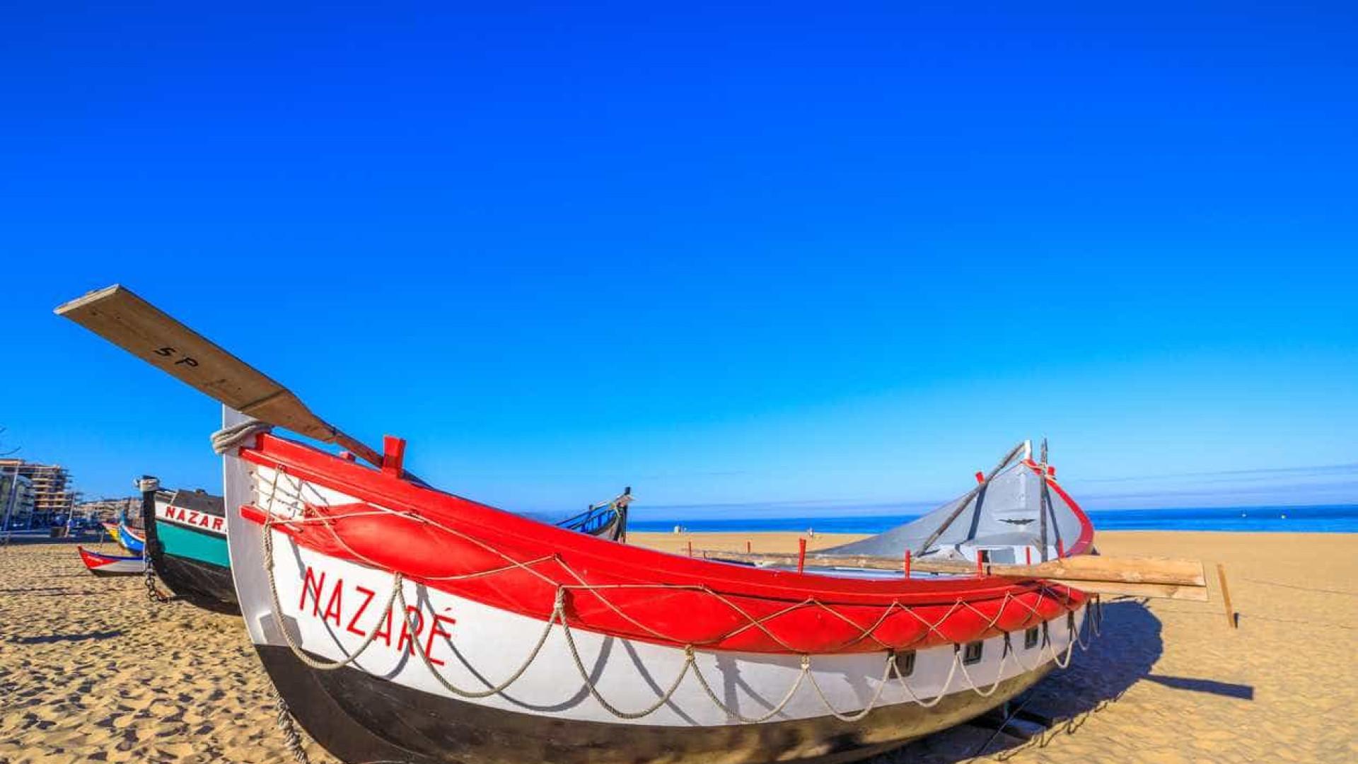 Livro ilustrado de Jan Balet sobre pescadores da Nazaré sai em Portugal