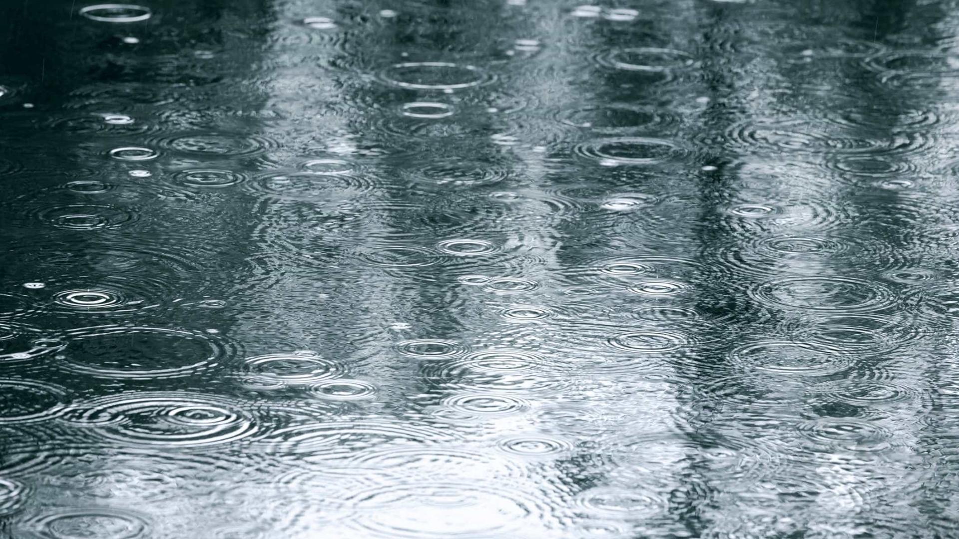 Aviso laranja devido a vento, chuva e agitação marítima