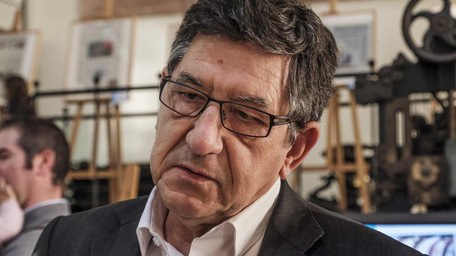 "Magno quer passar ""a pasta"" aos novos membros da ERC ""na próxima semana"""