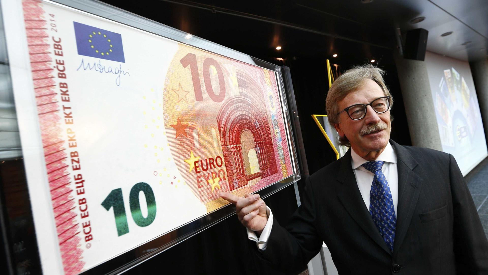BCE assegura que vai manter presença assinalável nos mercados