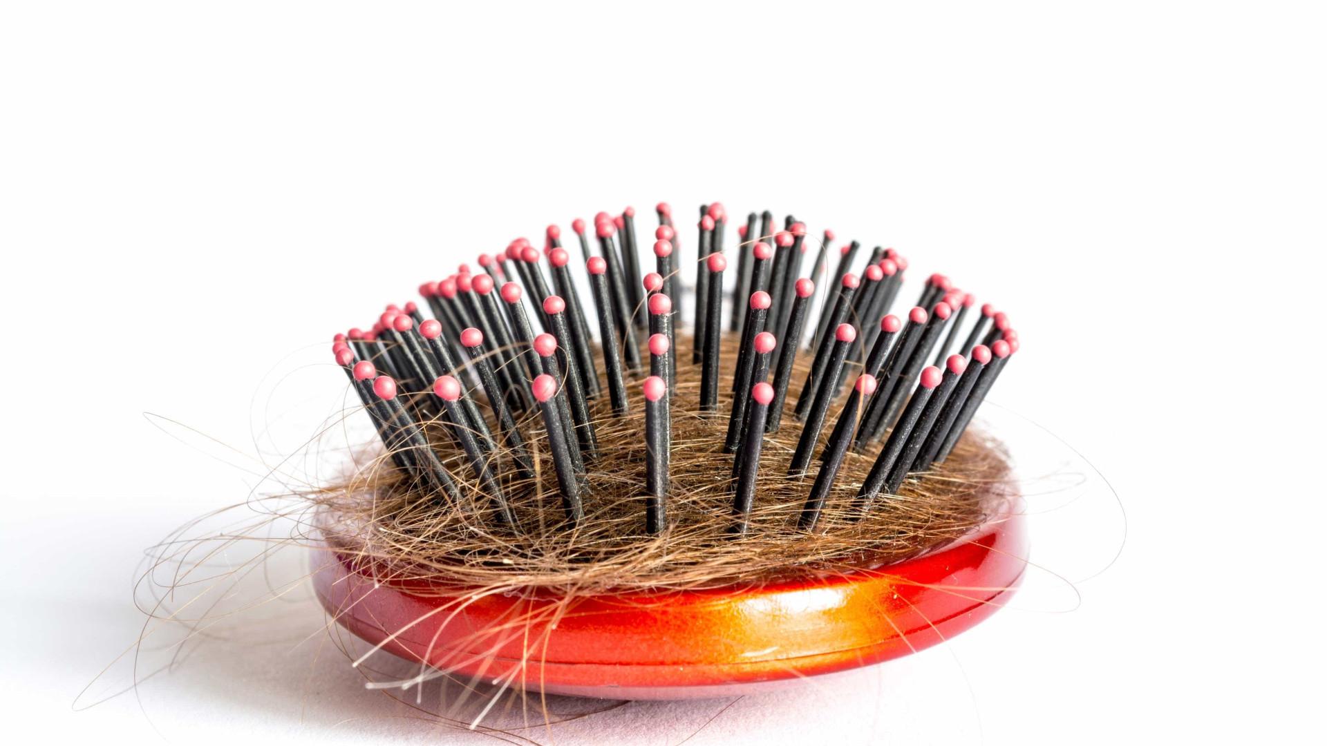 Queda de cabelo? Estas são as possíveis causas