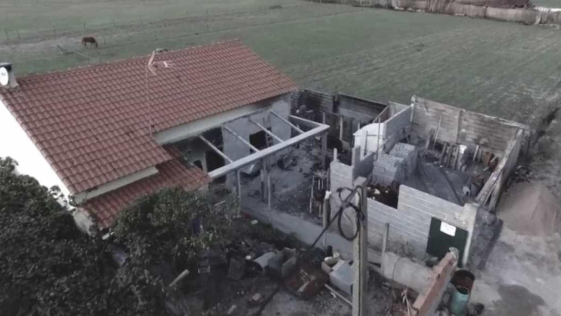 Incêndios: FPF já ajudou pelo menos uma família a passar o Natal em casa