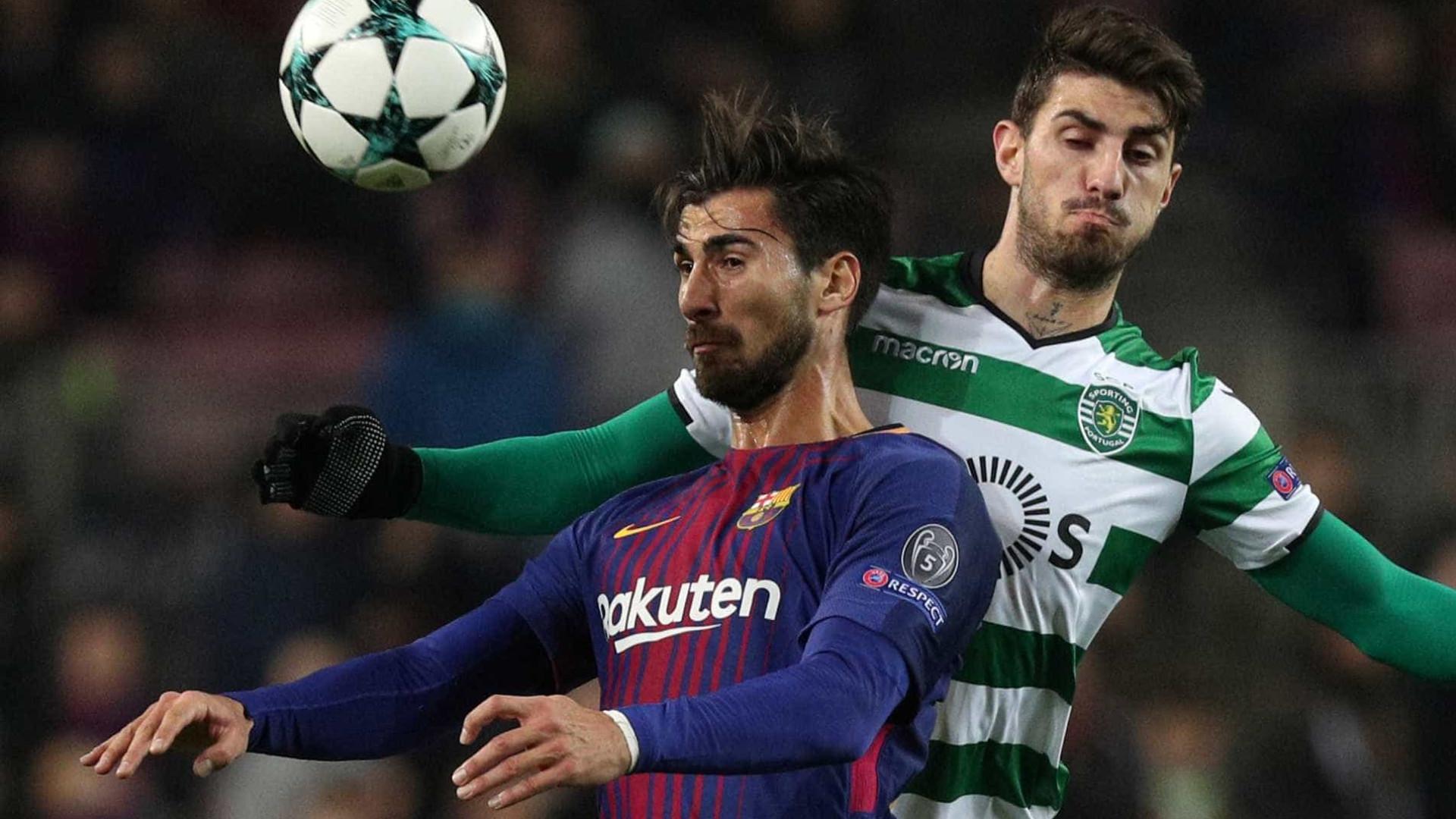 """Valverde claro sobre André Gomes: """"Se sai, quero outro do mesmo nível"""""""