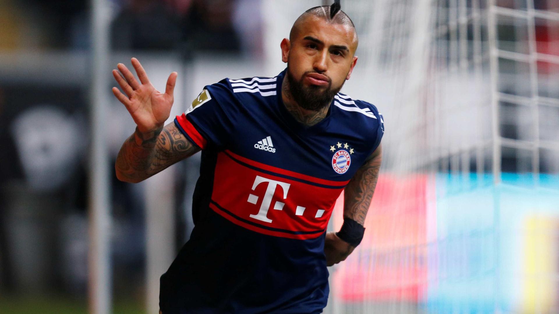 Vidal submetido a intervenção médica está em dúvida jogo com Real
