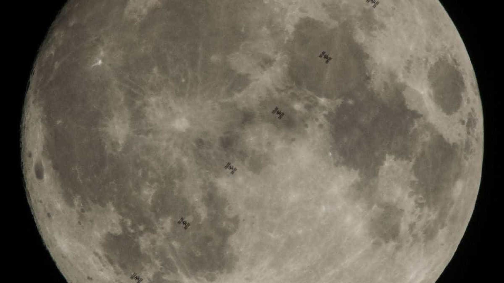 Trump lança programa para levar homem a Lua e Marte