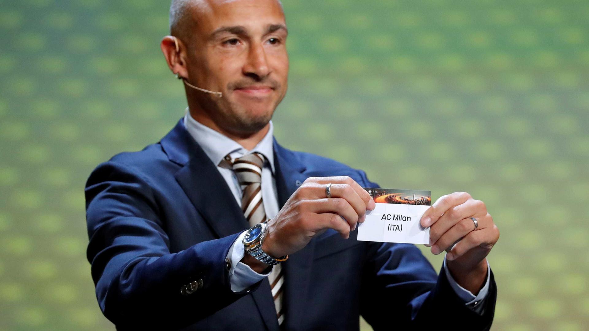 Sporting defronta Astana nos 16 avos de final da Liga Europa