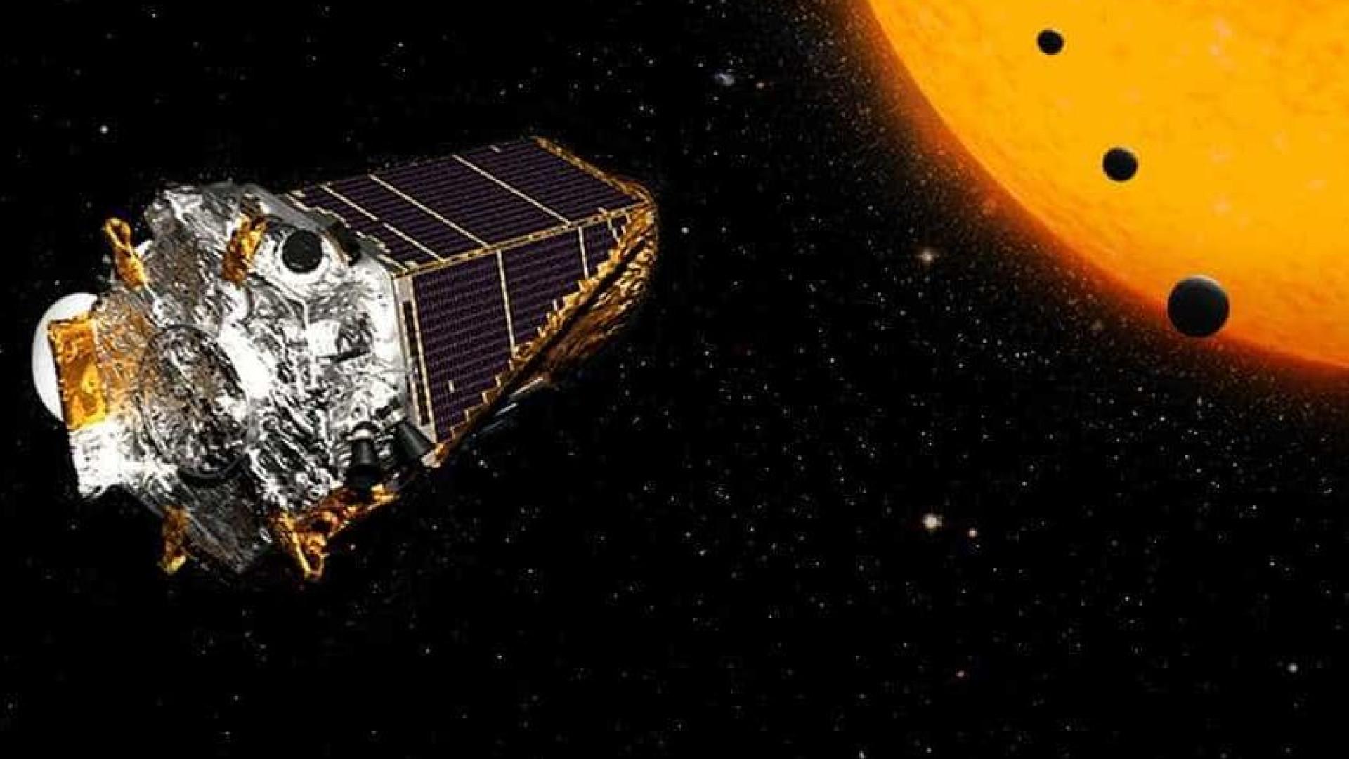 NASA desvenda esta semana novas descobertas em conferência especial