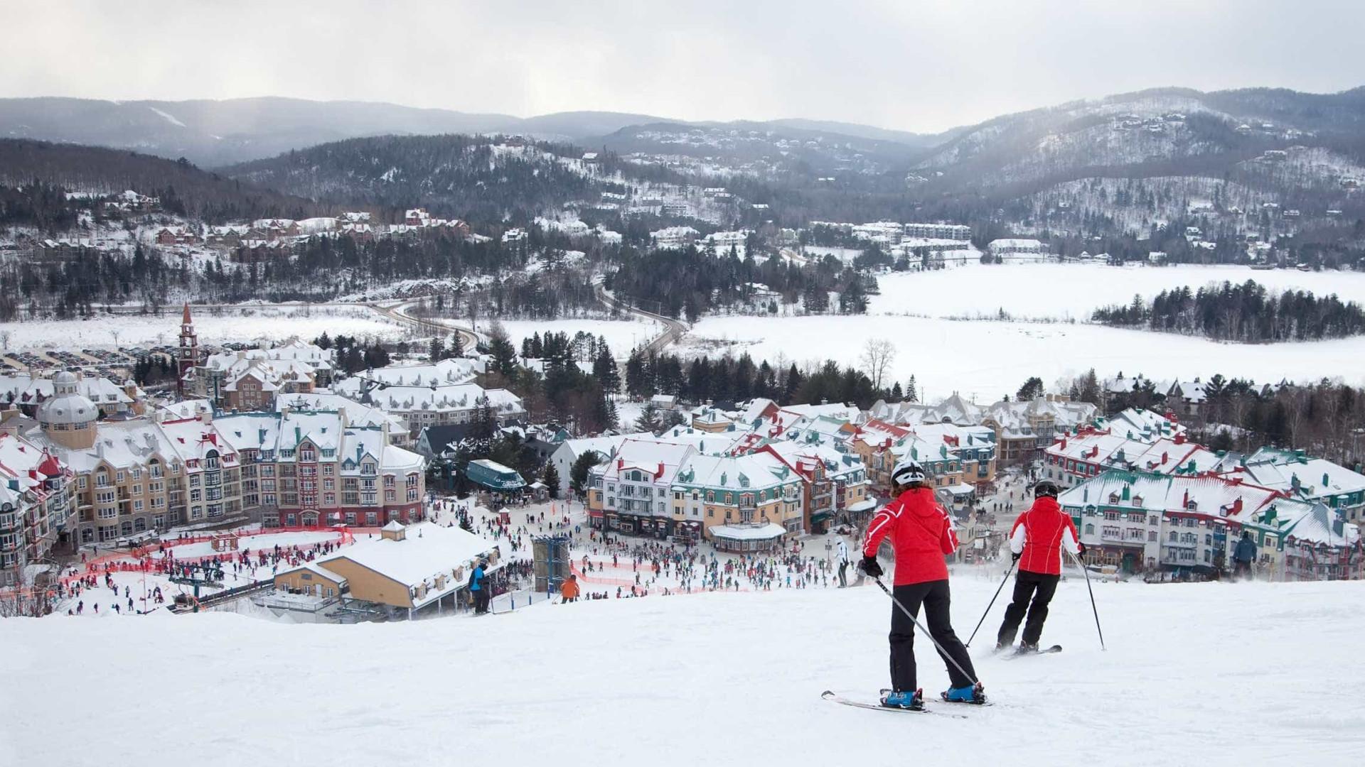 Conheça o resort de esqui mais luxuoso da Europa