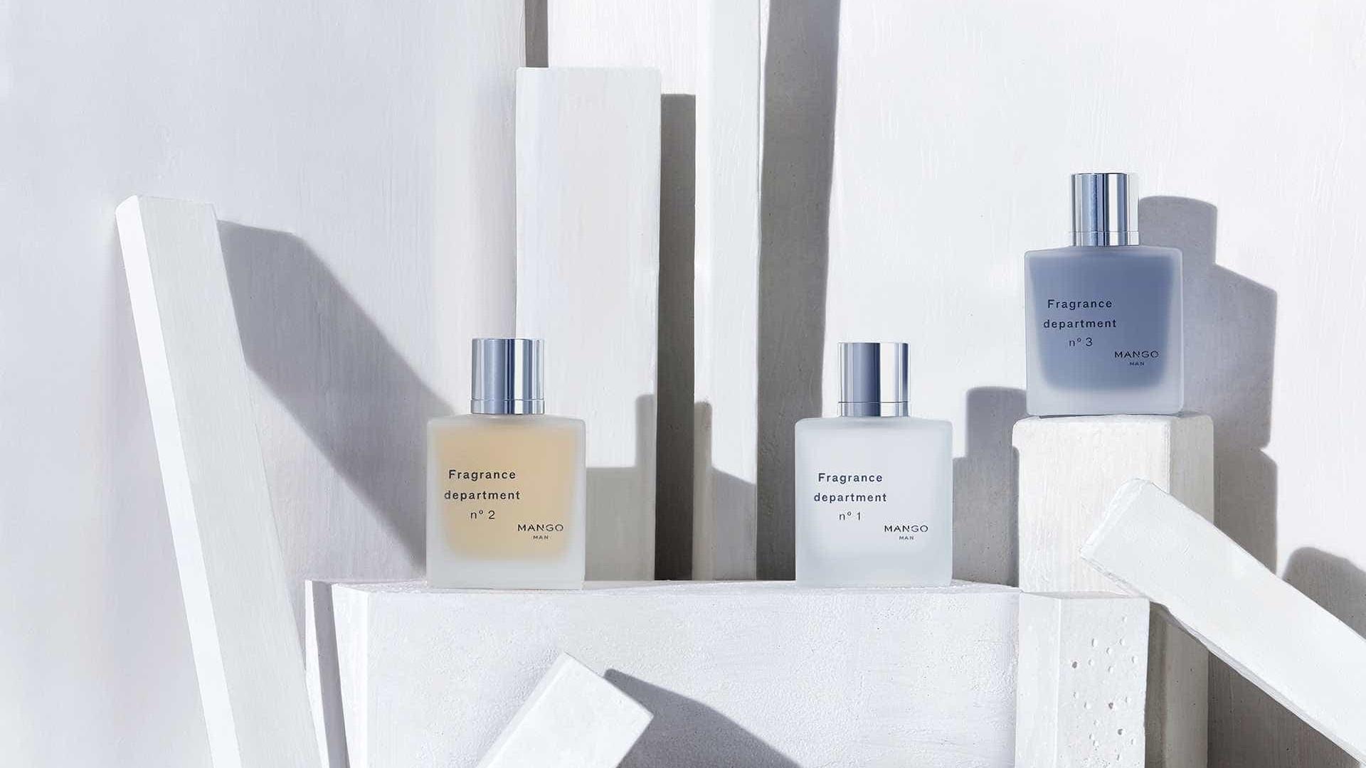 Fragrance Department. Mango lança nova linha de perfumes masculinos