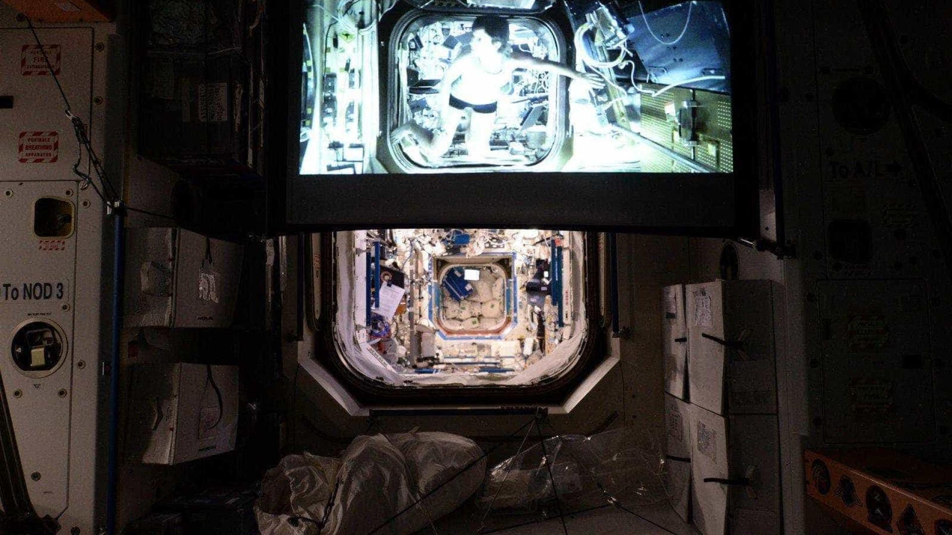 Nem a Estação Espacial escapará à estreia do novo 'Star Wars'