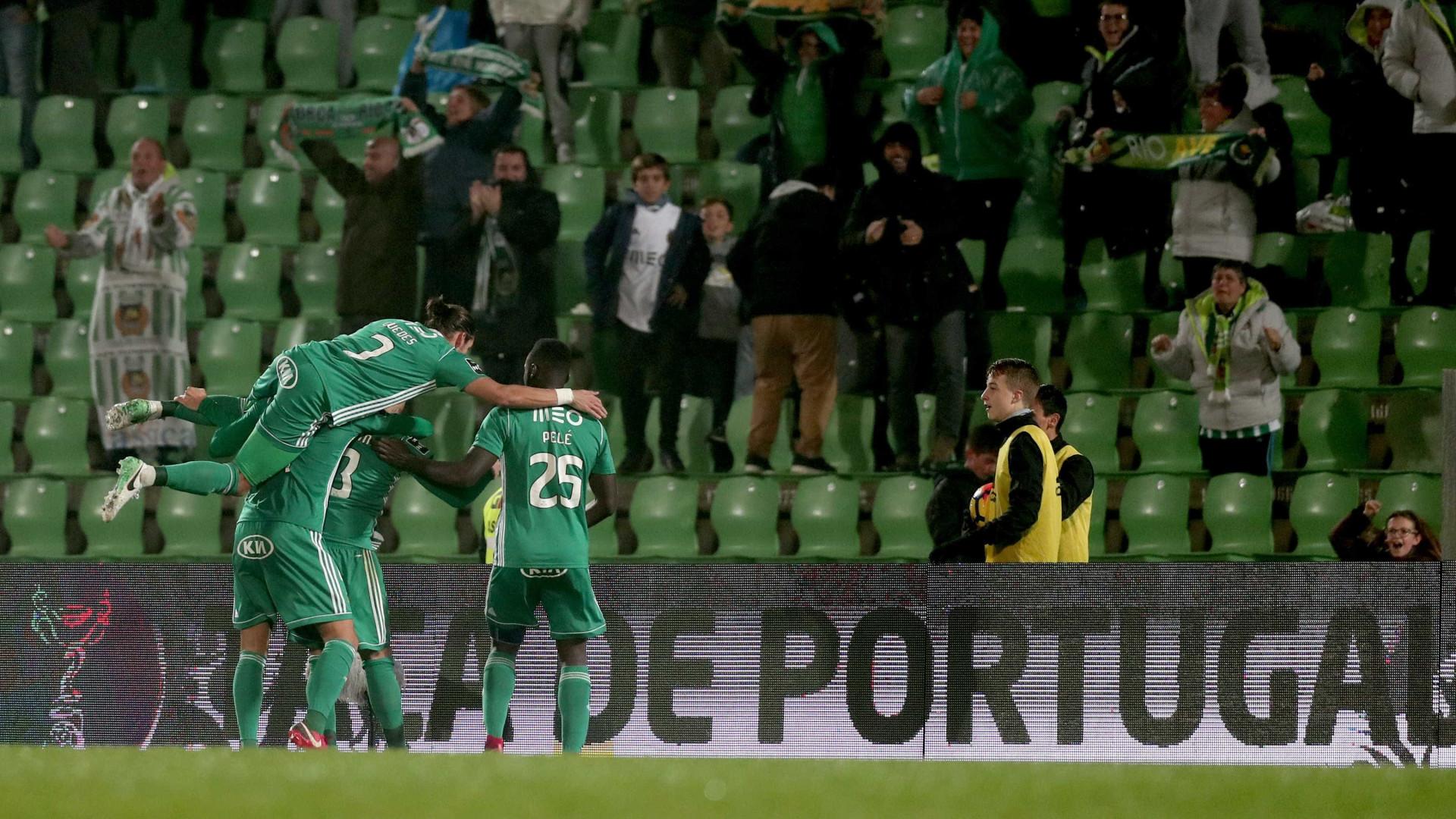 Benfica está fora da Taça de Portugal