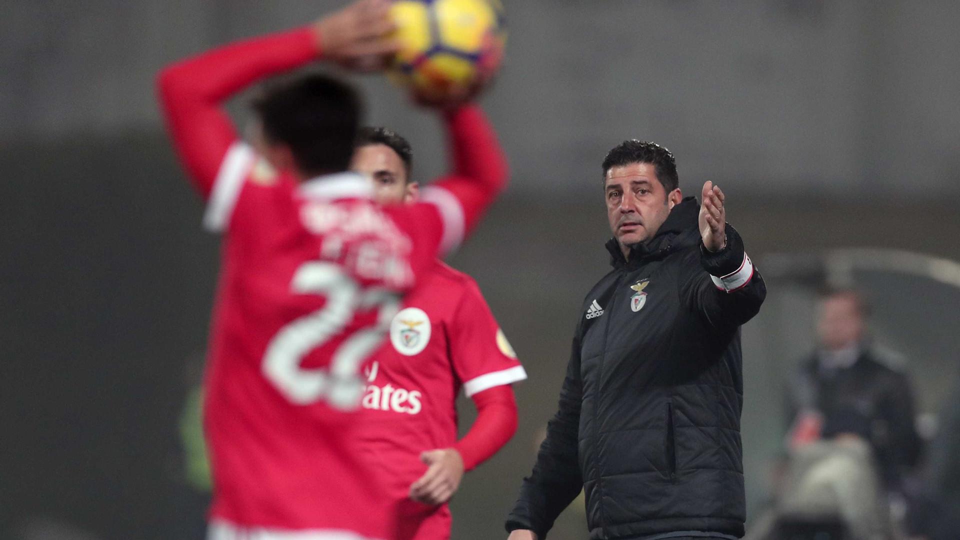 Afastamento da Taça vale insultos a Rui Vitória à saída de Vila do Conde