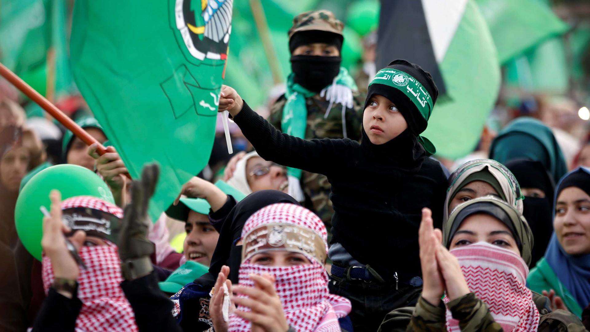 Jerusalém: Hamas recusa participar na reunião da OLP