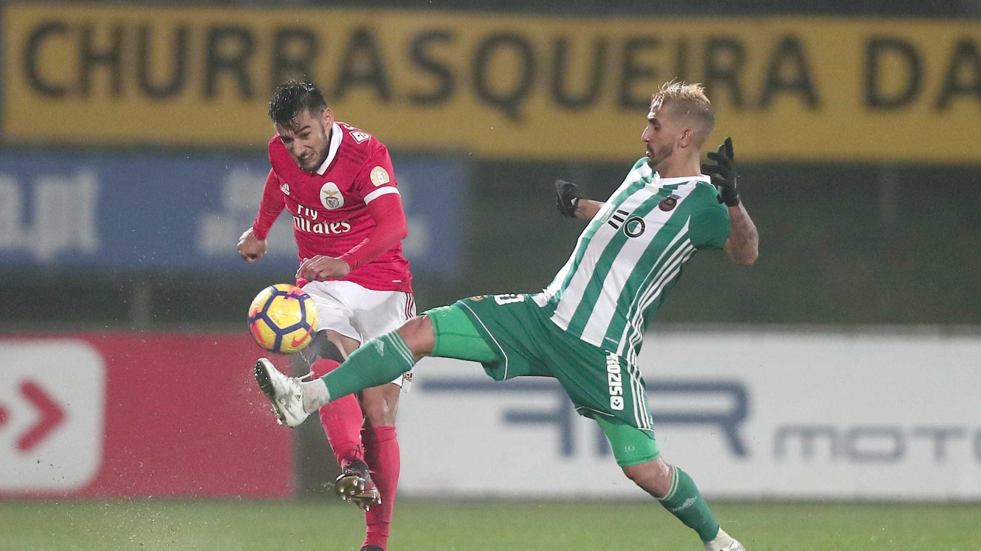 Sporting tenta fechar contratação de Rúben Ribeiro