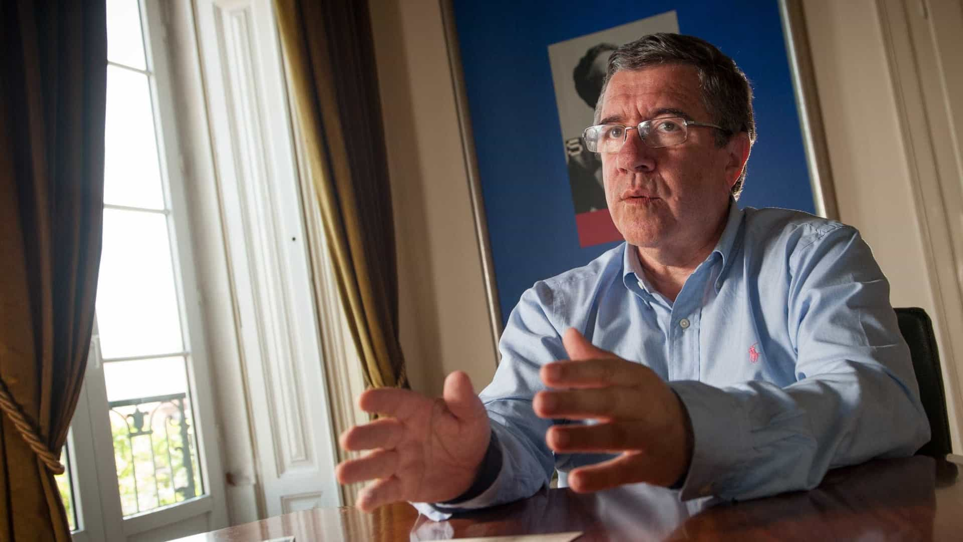 Mota-Engil propõe regresso de Jorge Coelho ao conselho de administração