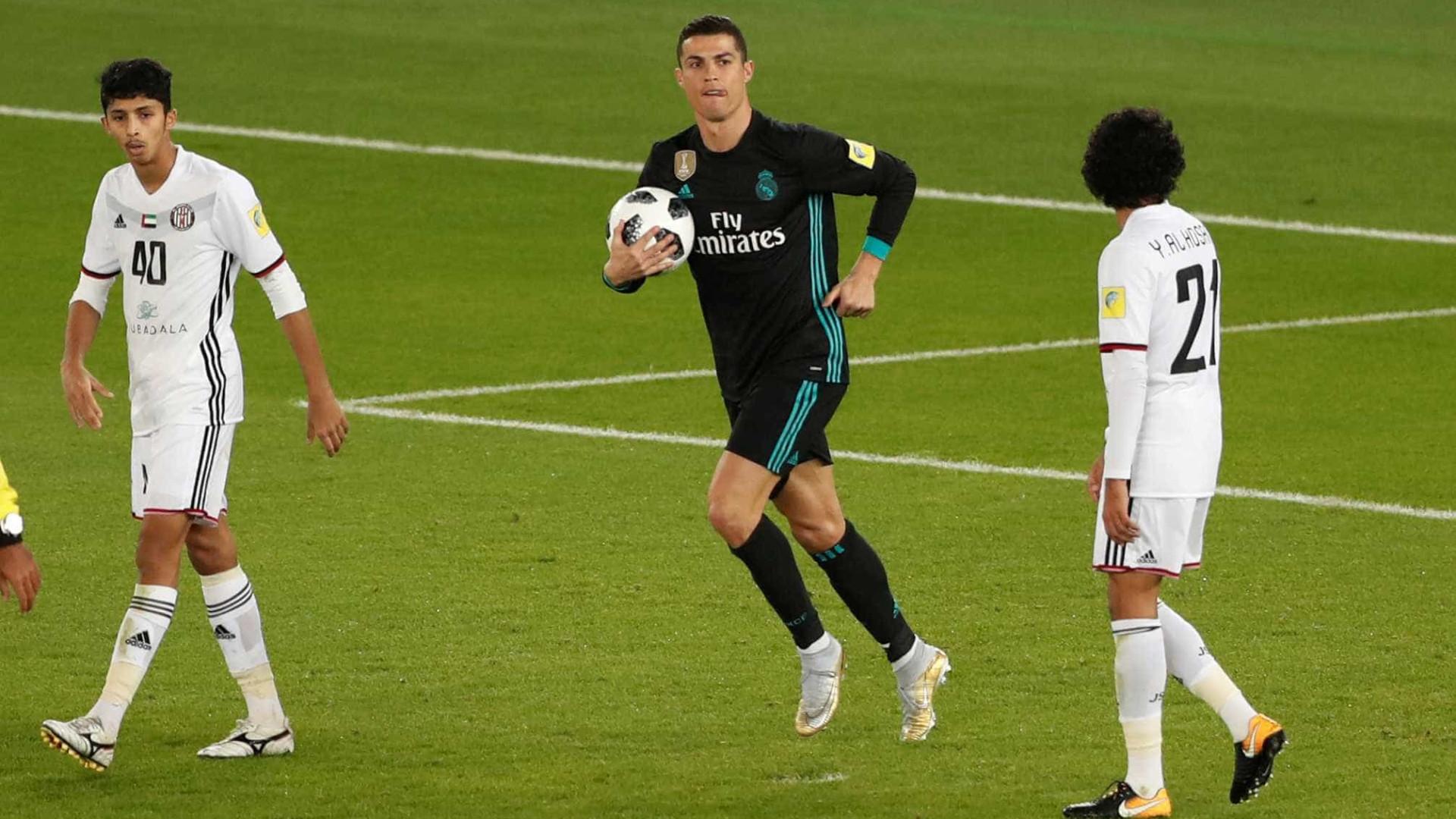 Felipão afirma que Renato Gaúcho foi mais jogador que Cristiano Ronaldo