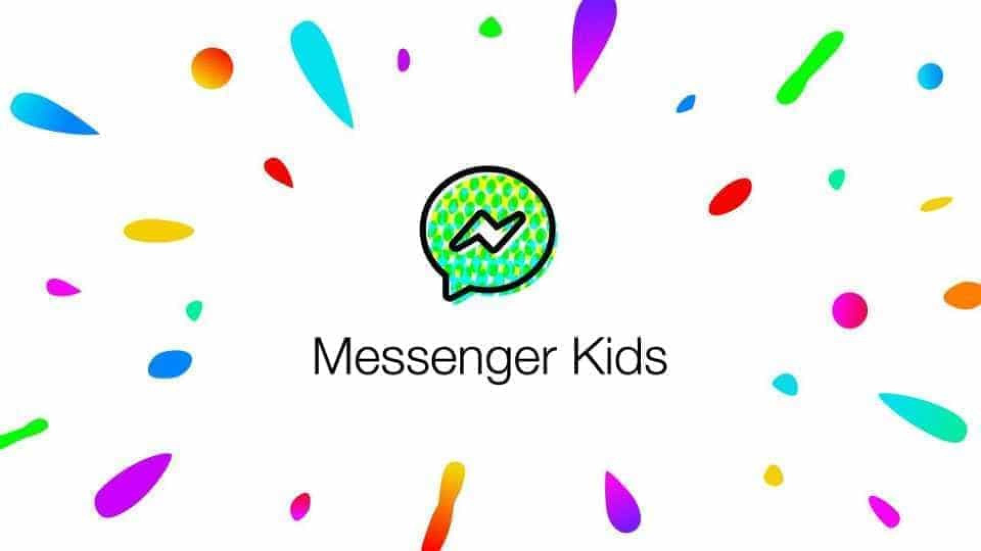 Há uma nova versão do Messenger criada especialmente para crianças