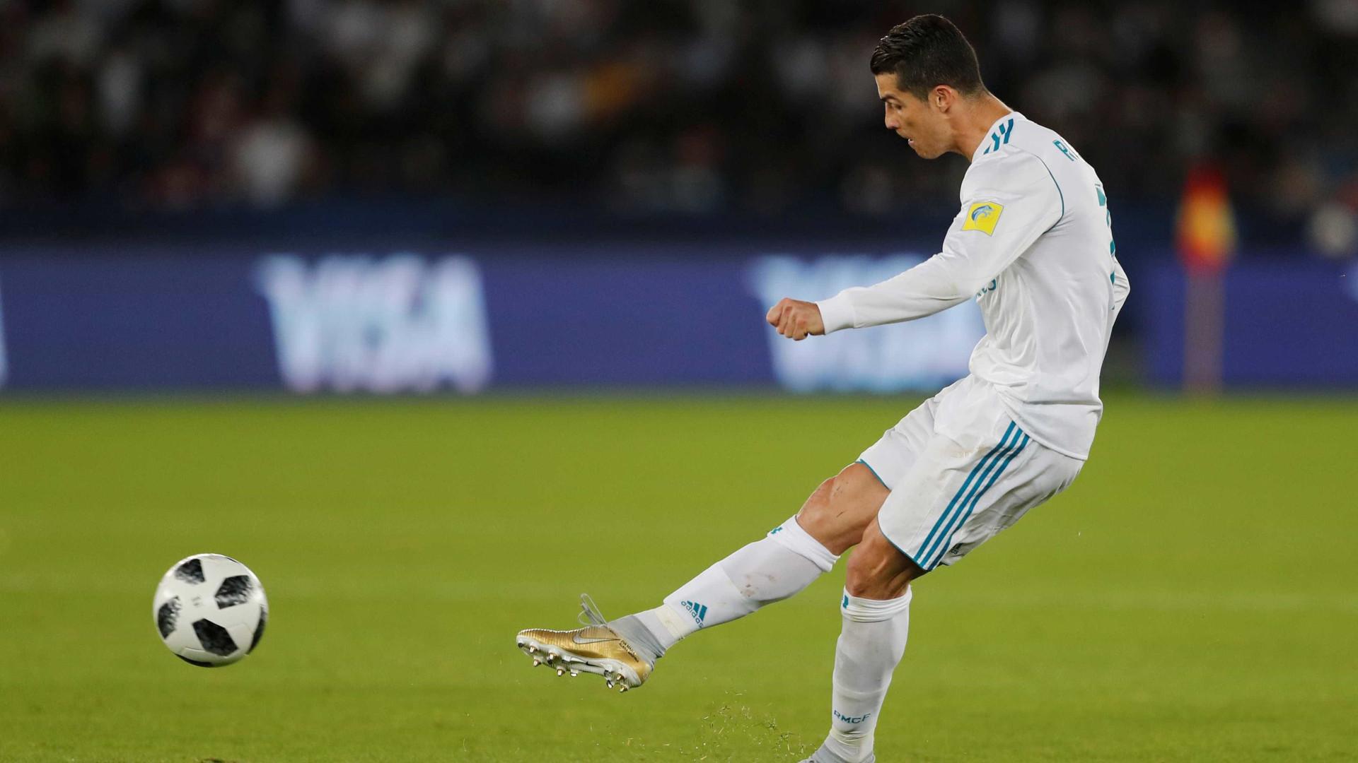 Real Madrid conquista Mundial de Clubes à boleia de Ronaldo